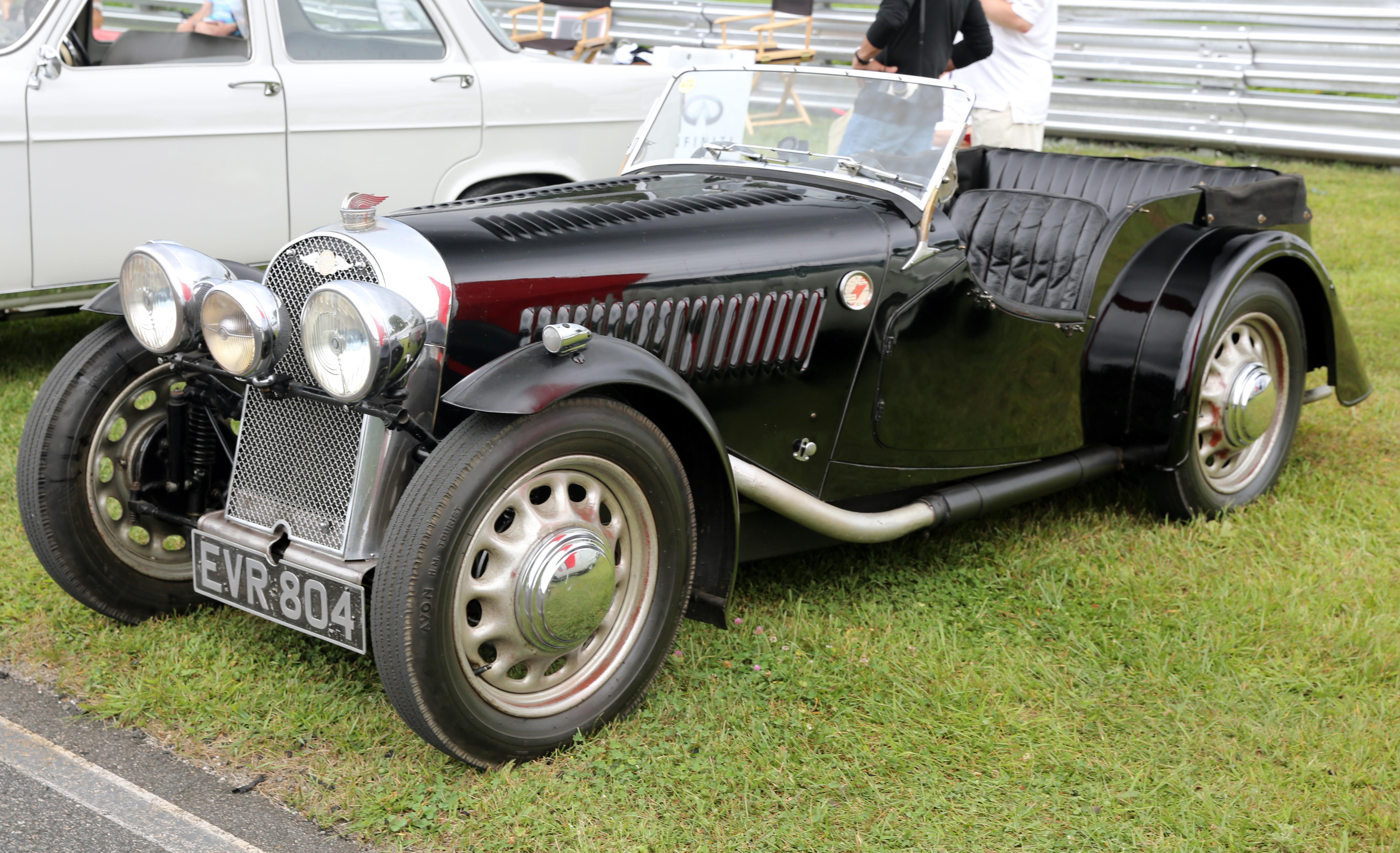 file 1938 morgan 4 4 le mans replica four seater wikimedia commons. Black Bedroom Furniture Sets. Home Design Ideas