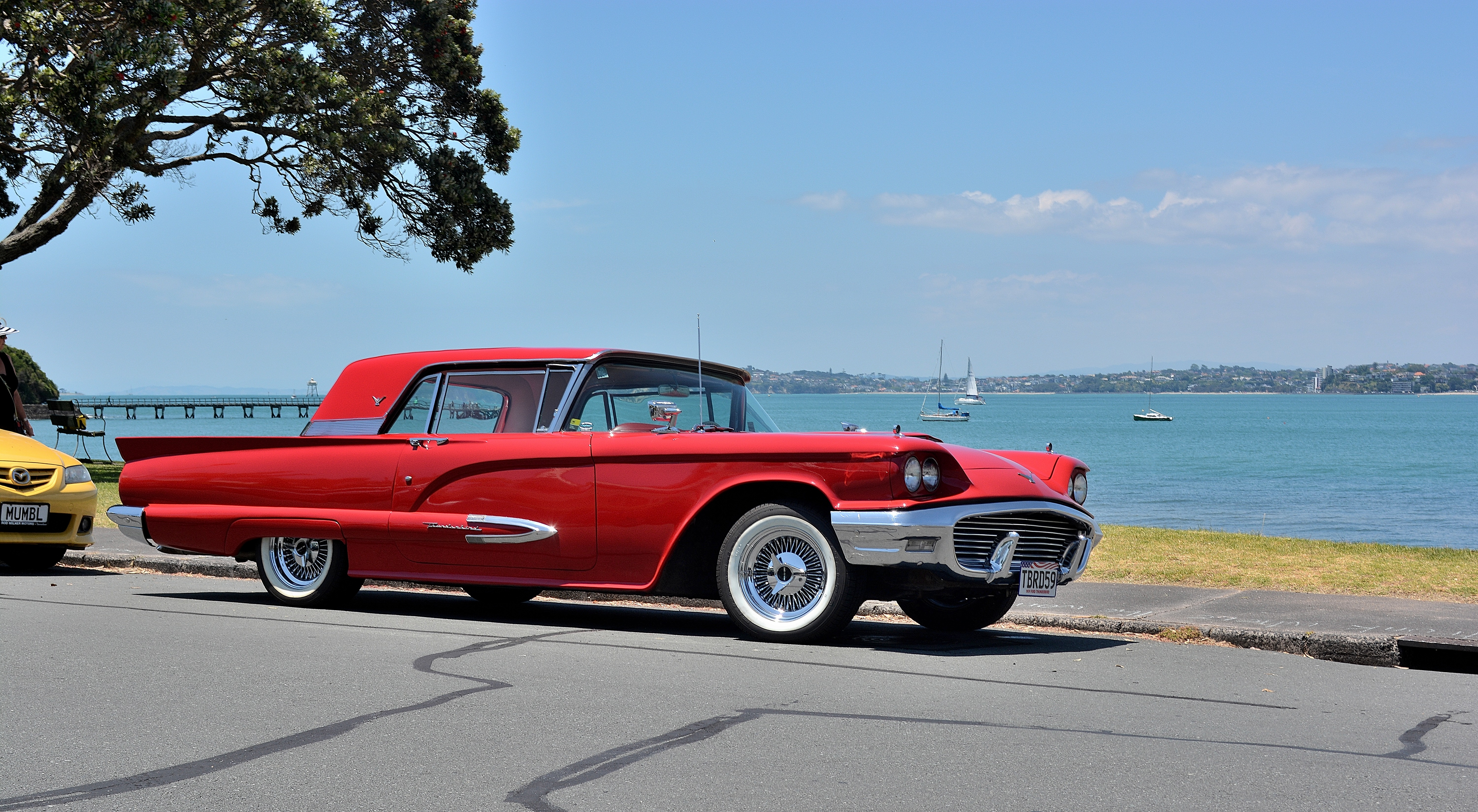 File1959 Ford Thunderbird 16283045745