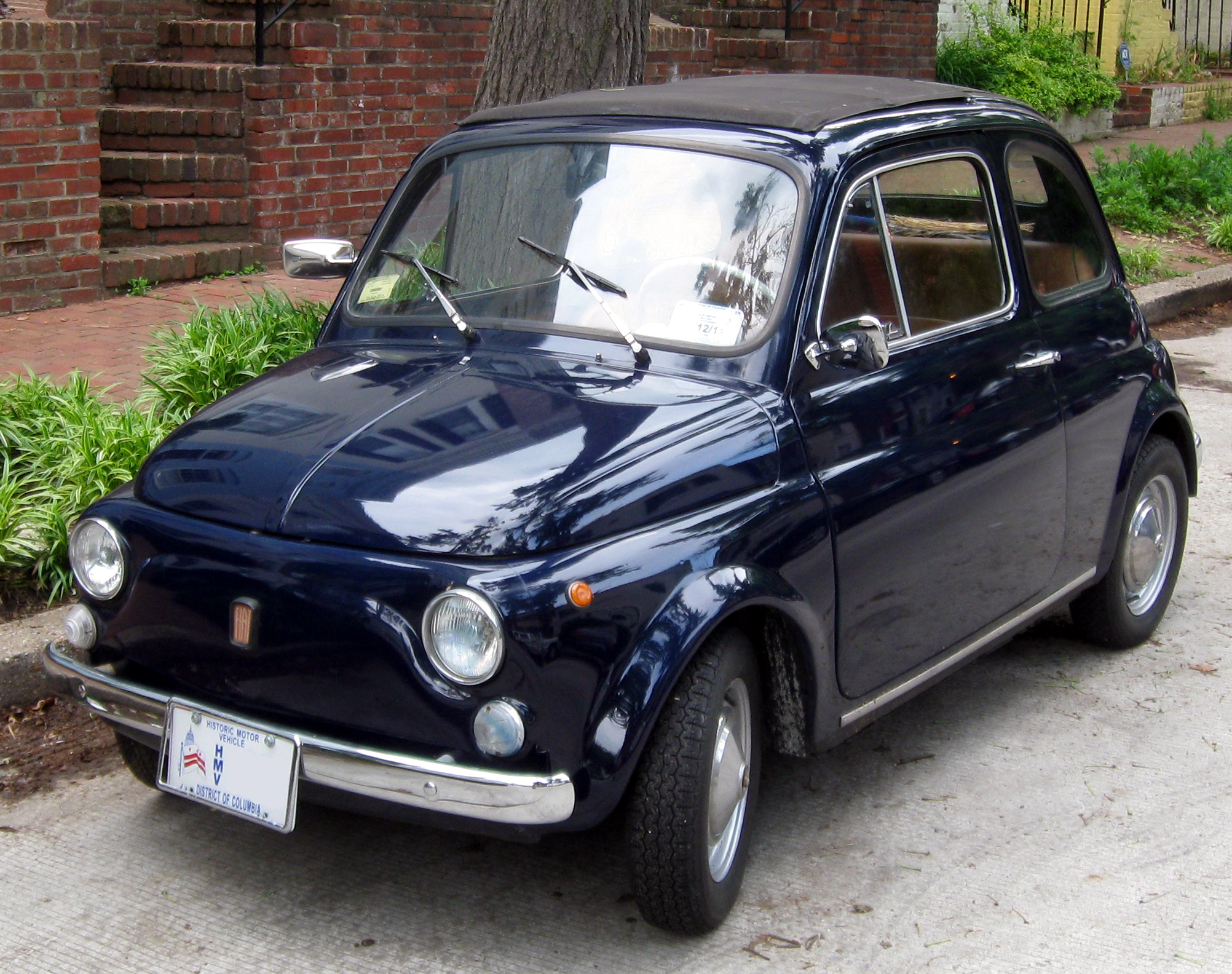1971 Fiat 600 For Sale | Car And Classic |Fiat 600 1971