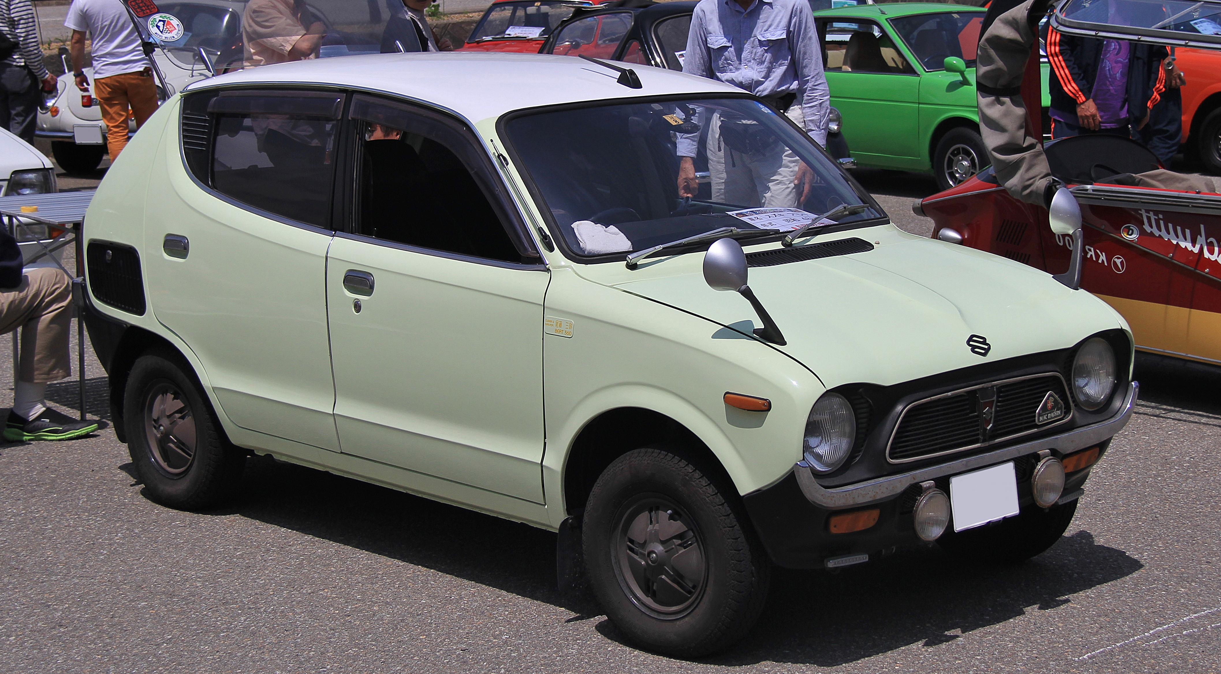 Suzuki Max Modified Images