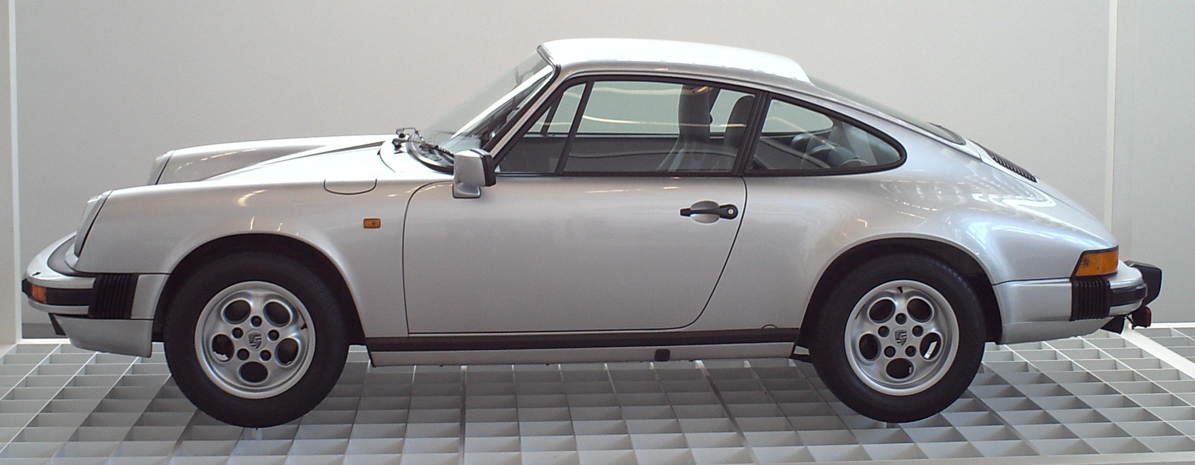 Porsche  Sc Paint Chiffon White Coek