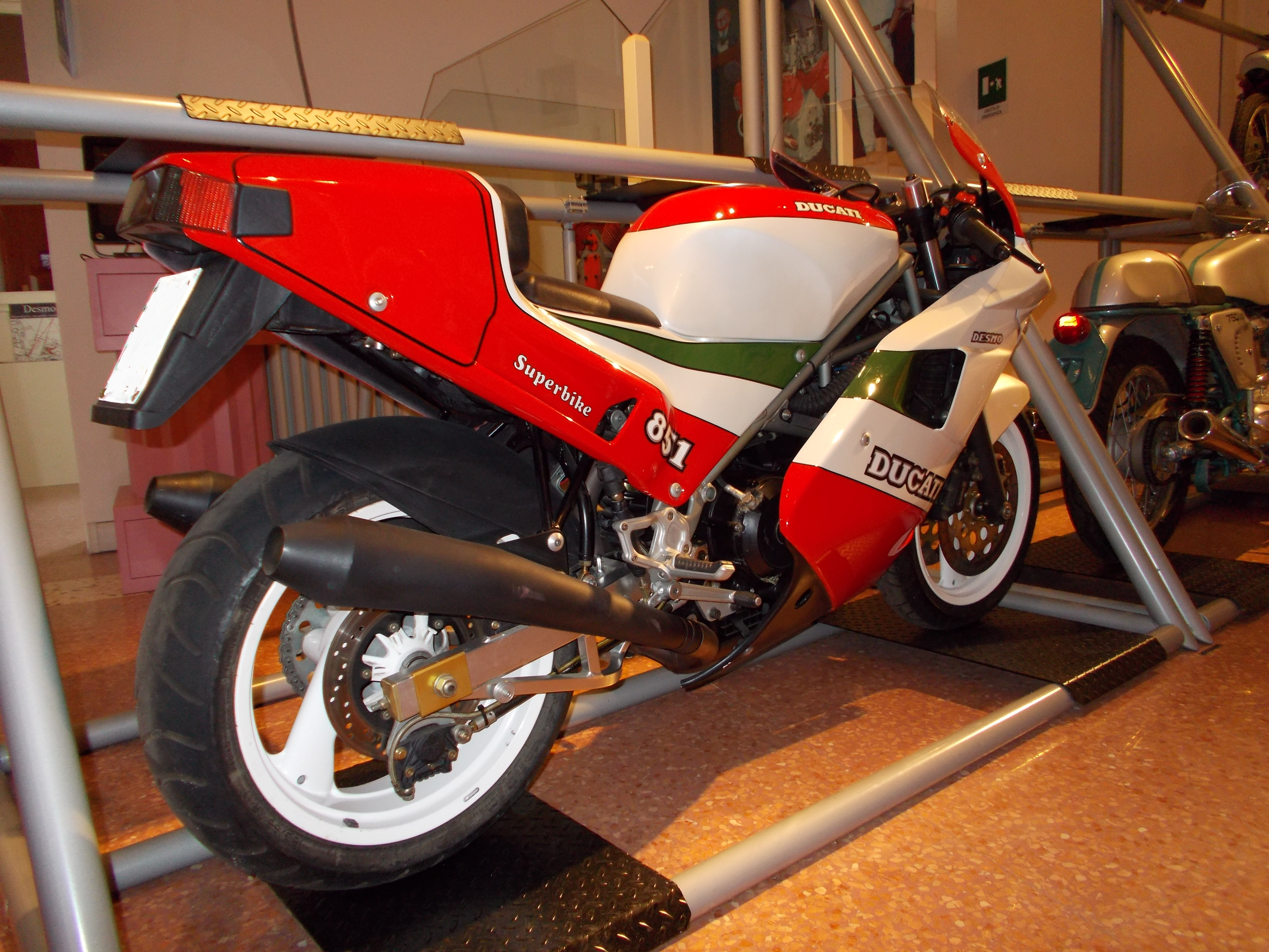 Ducati Model Kit