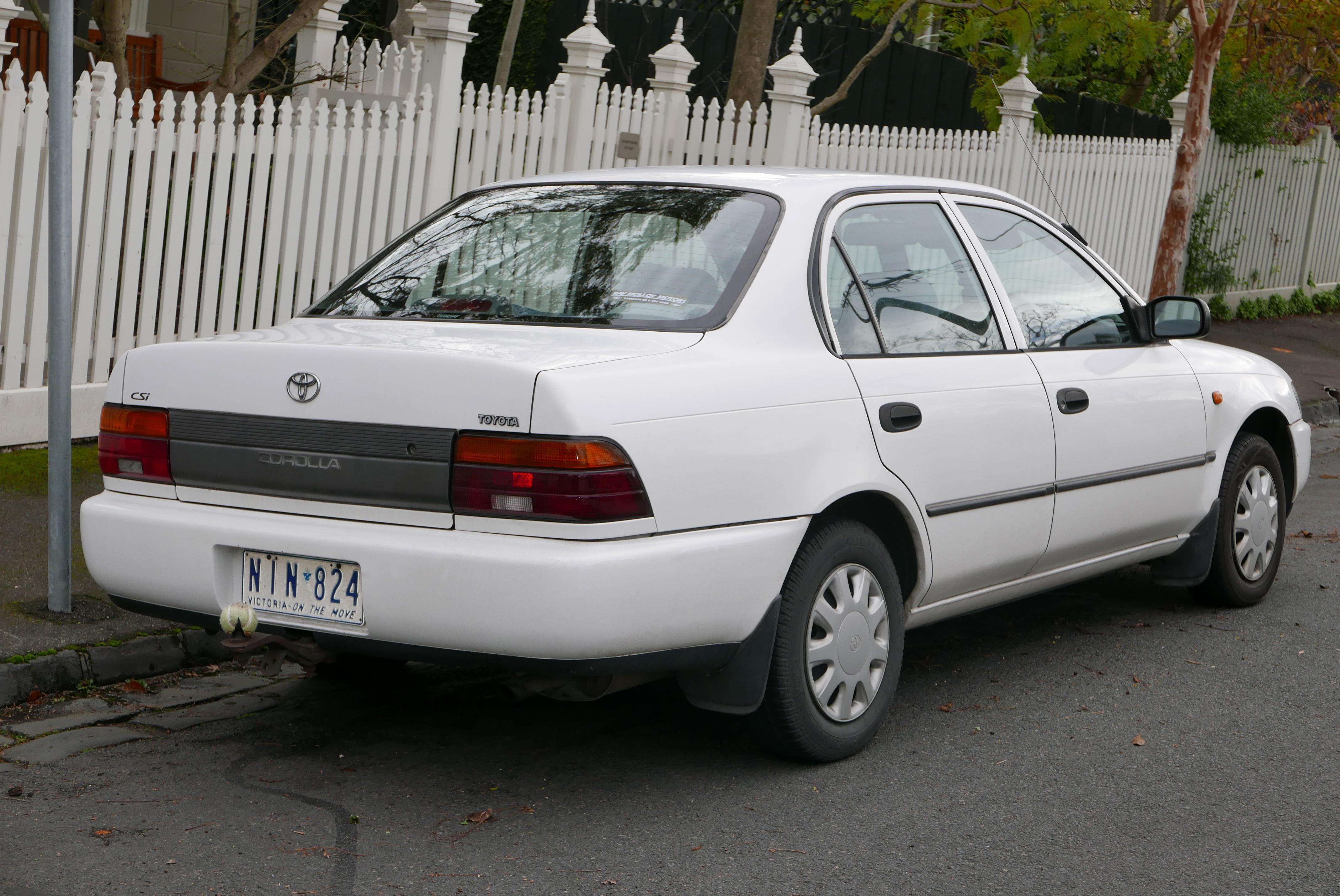 Kekurangan Toyota 1995 Murah Berkualitas