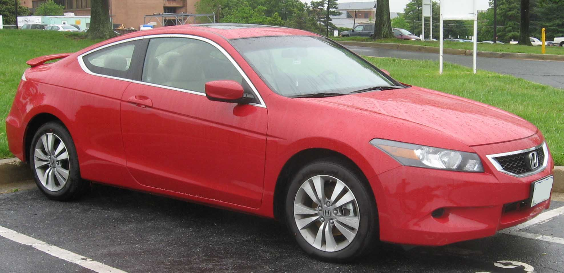 Honda accord specifications
