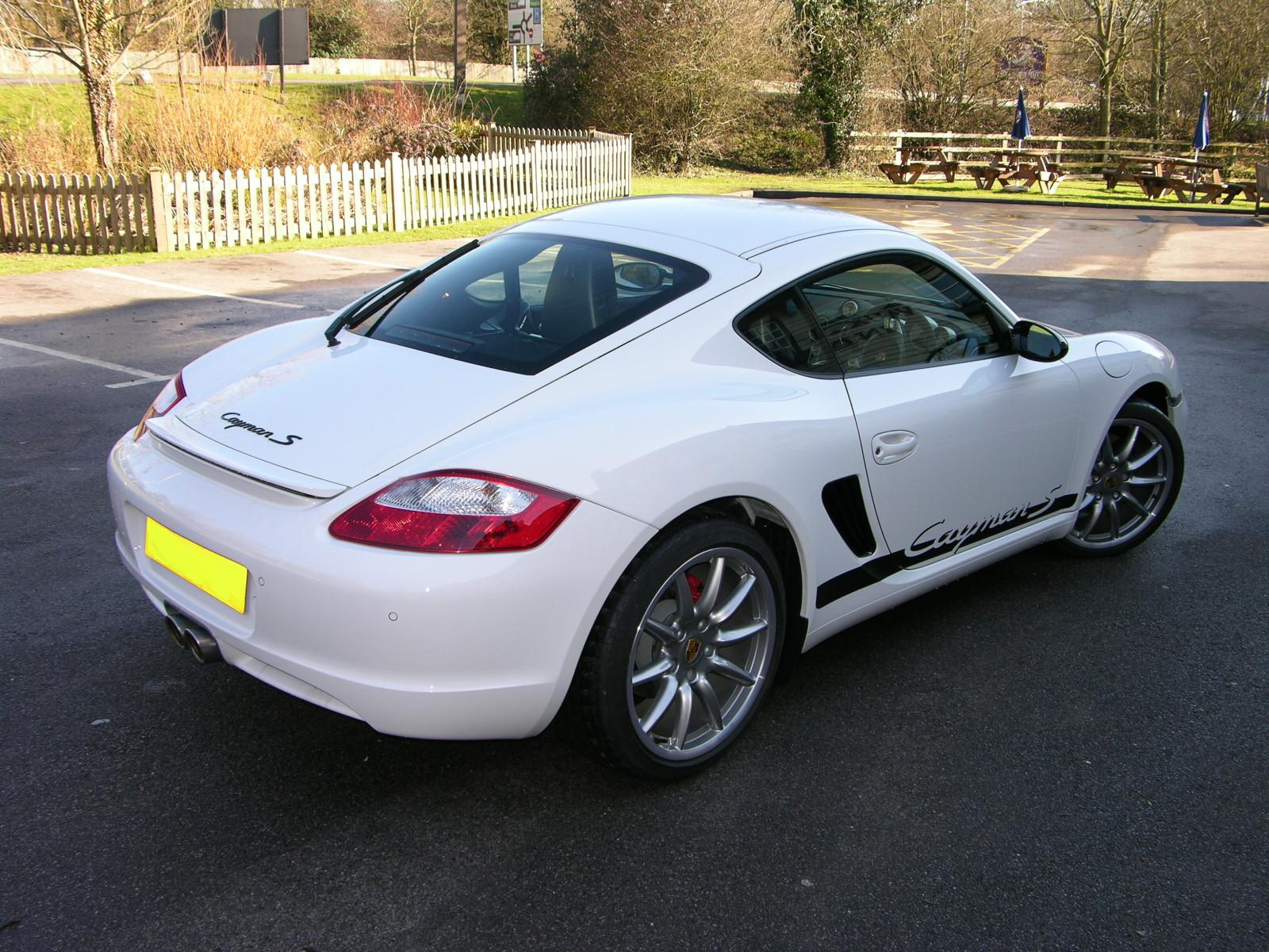 File 2008 porsche cayman s sport limited edition flickr the car spy