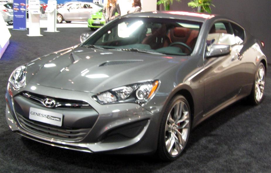 File 2013 Hyundai Genesis Coupe 2012 Dc Jpg Wikimedia