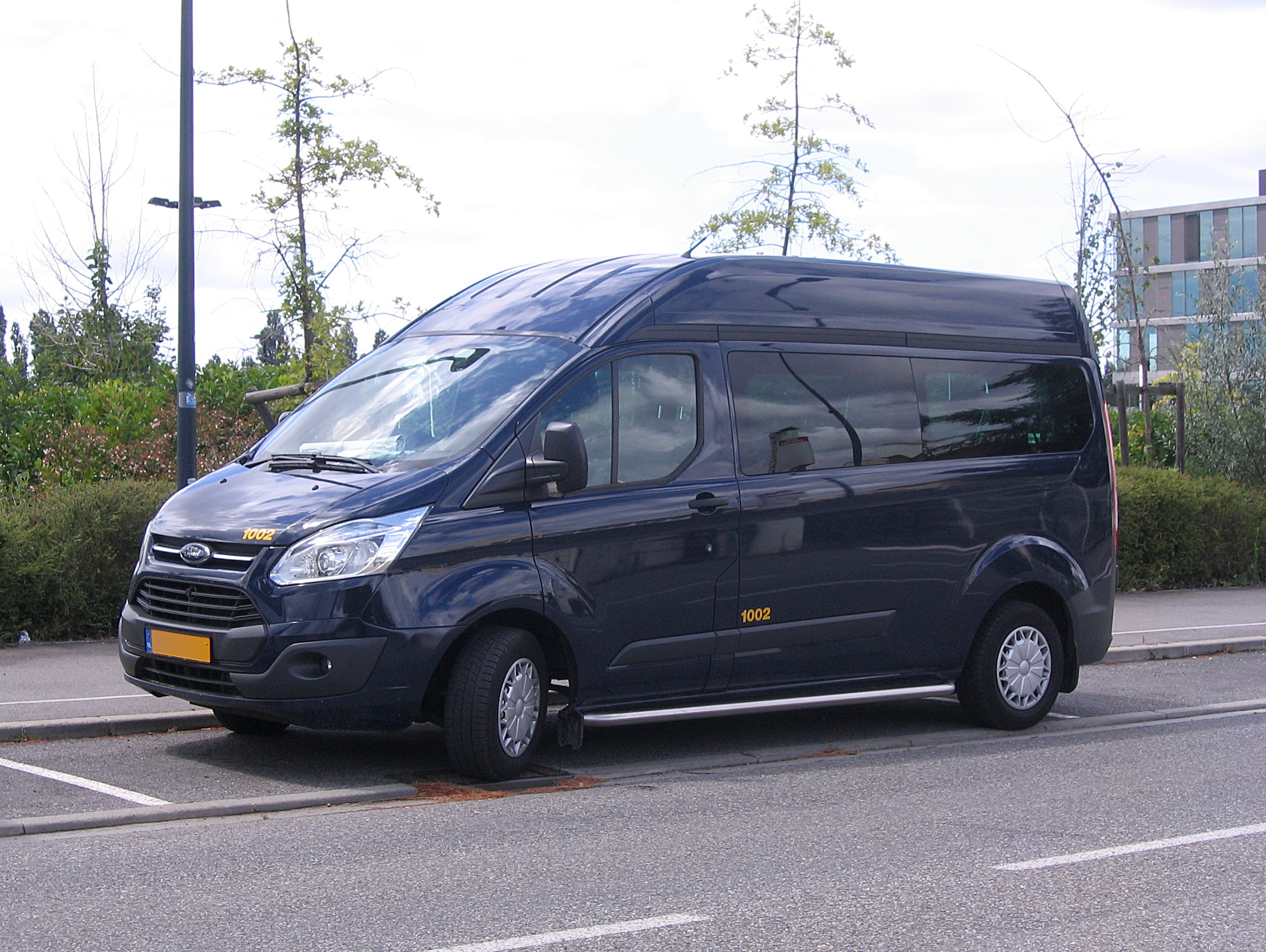 419c416555 File 2014 Ford Transit Custom (fl).jpg - Wikimedia Commons
