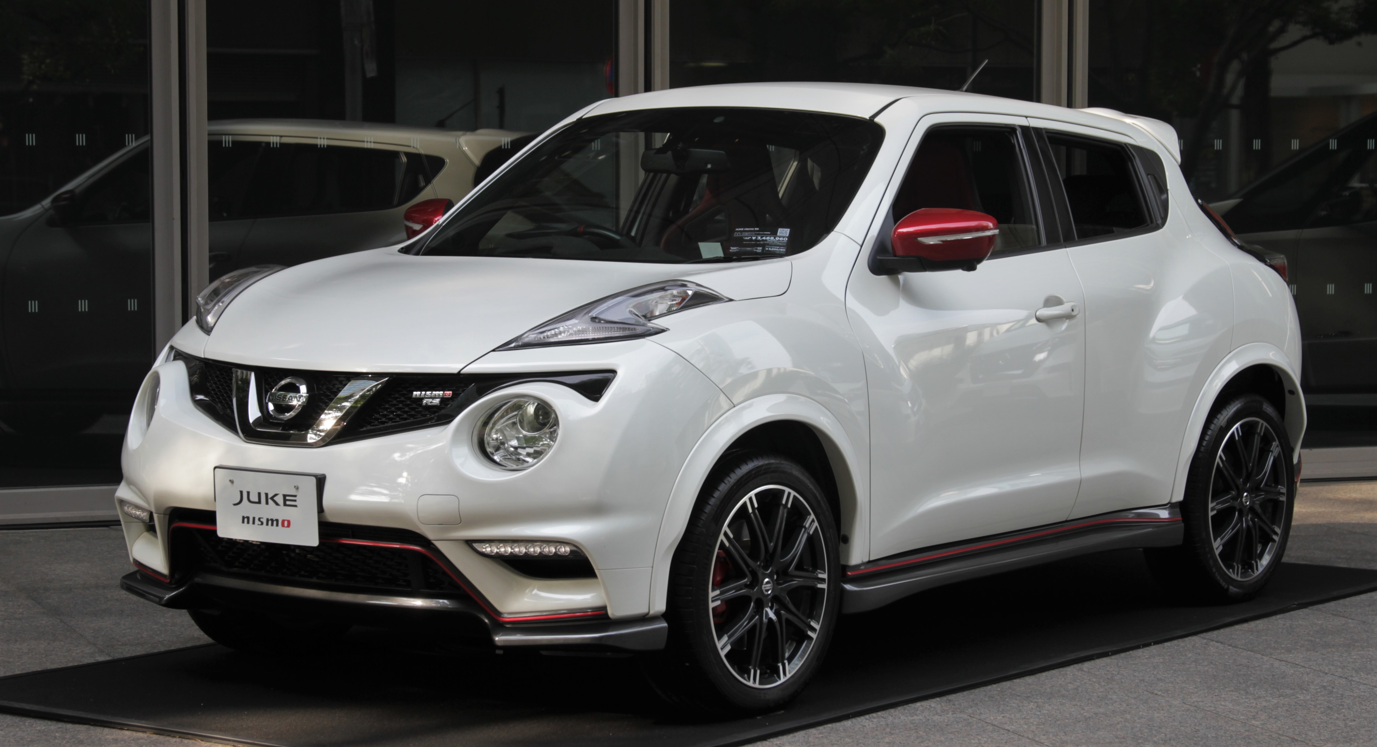 Nissan Juke Nismo Rs >> File 2018 Nissan Juke Nismo Rs Jpg Wikimedia Commons
