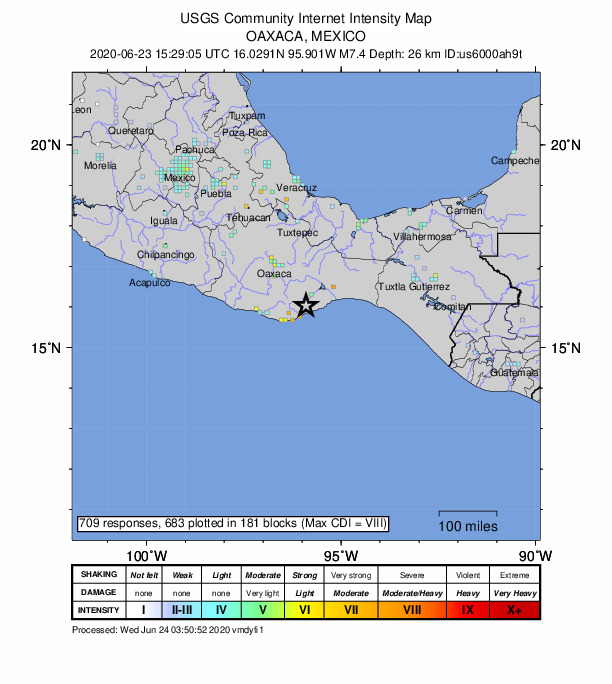 2020 Oaxaca earthquake shake map.jpg