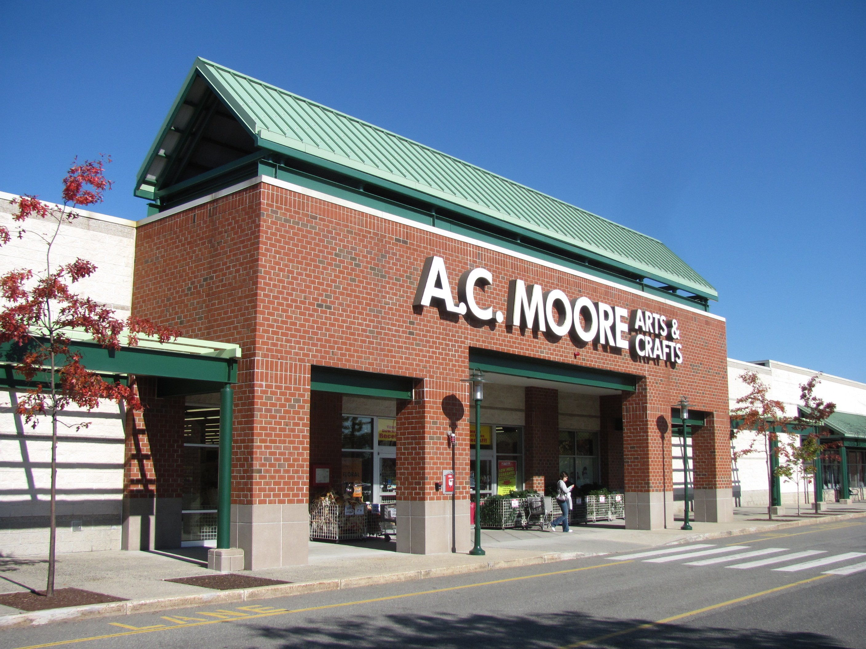 File a c moore shoppers world framingham for Arts and crafts store nearby