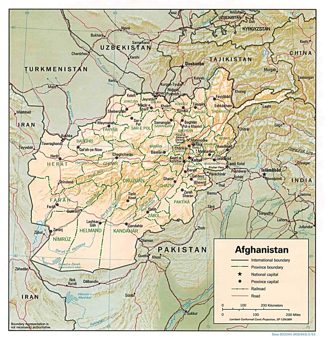 Atlas of Afghanistan Wikimedia mons