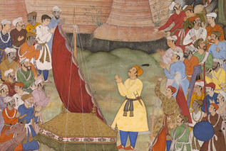 File:Akbar prays after Bengal victory (cropped).jpg