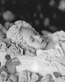 Единственная (посмертная) фотография великого князя Александра Александровича