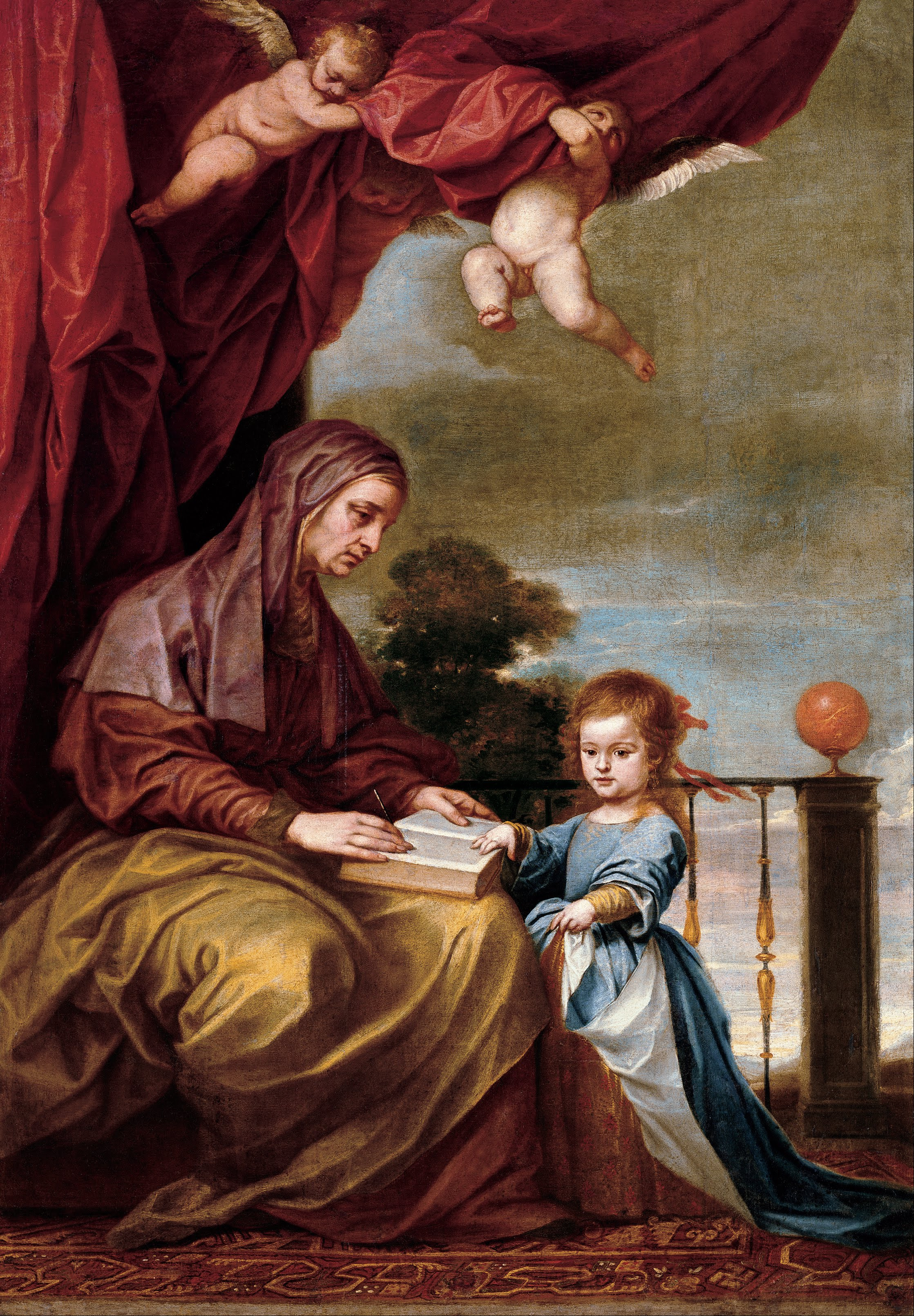 Education of the virgin