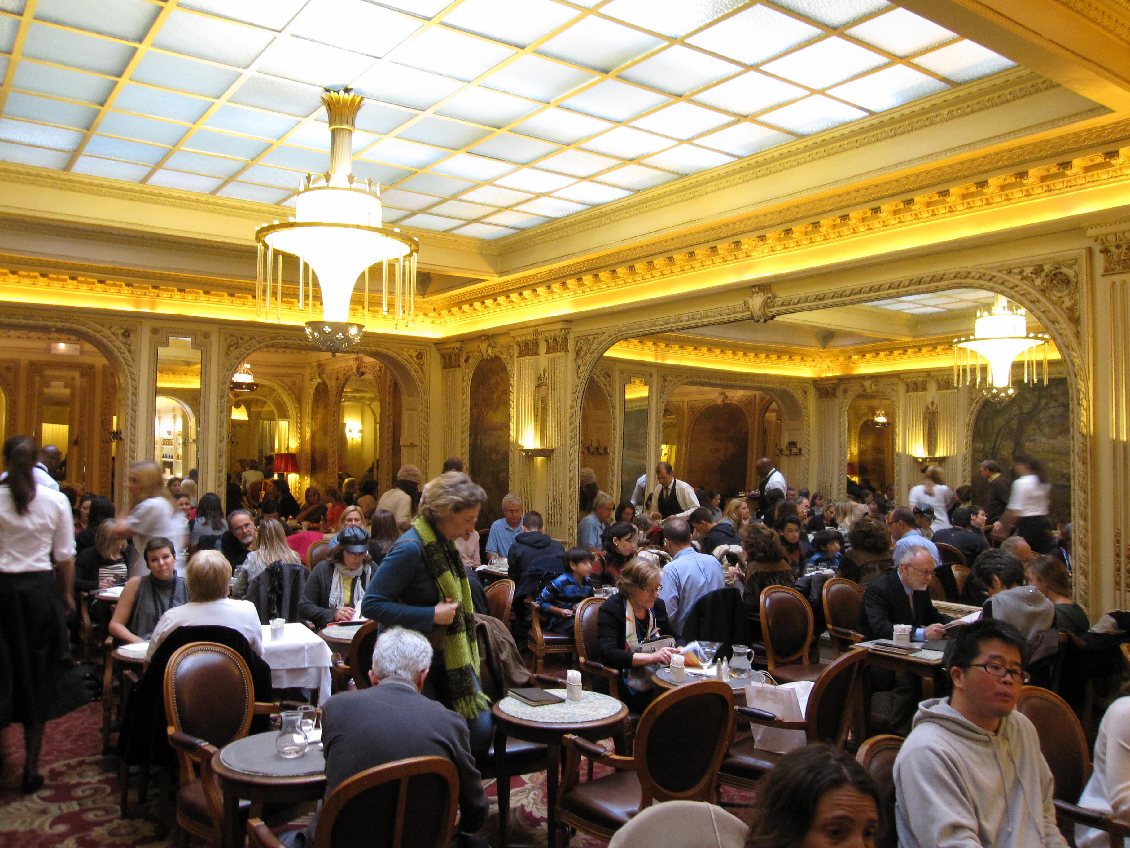 Caf Ef Bf Bd Restaurant Salon De Th Ef Bf Bd A Pornic