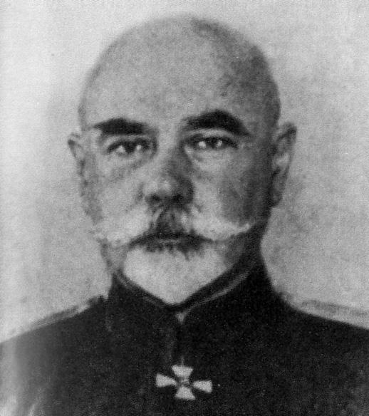 Anton Gyenyikin 1918-ban