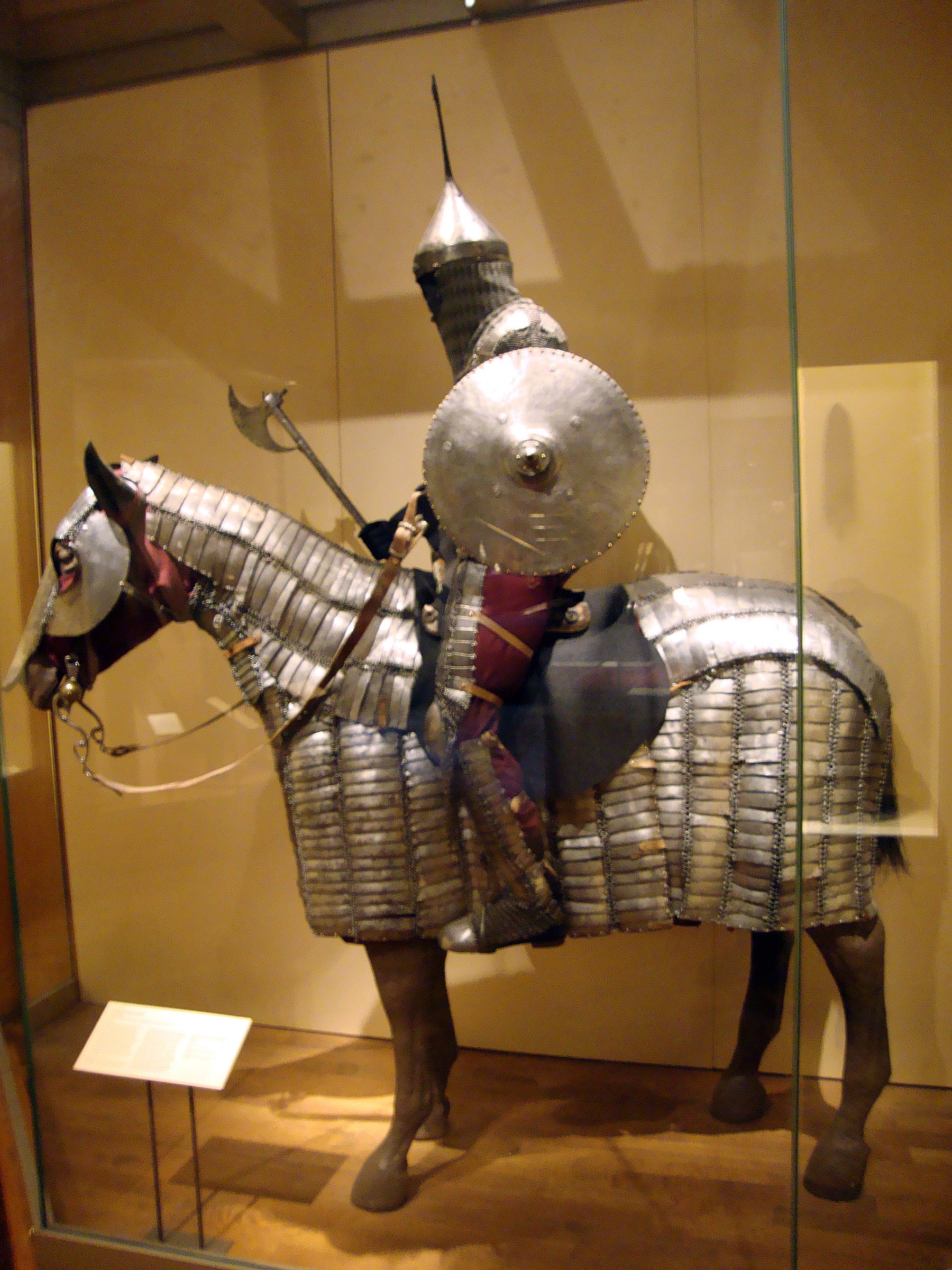 File Armors For Man And Horse Syrian Iranian And Turkish