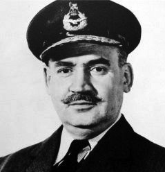 Dwight Ross Canadian recipient of the George Cross