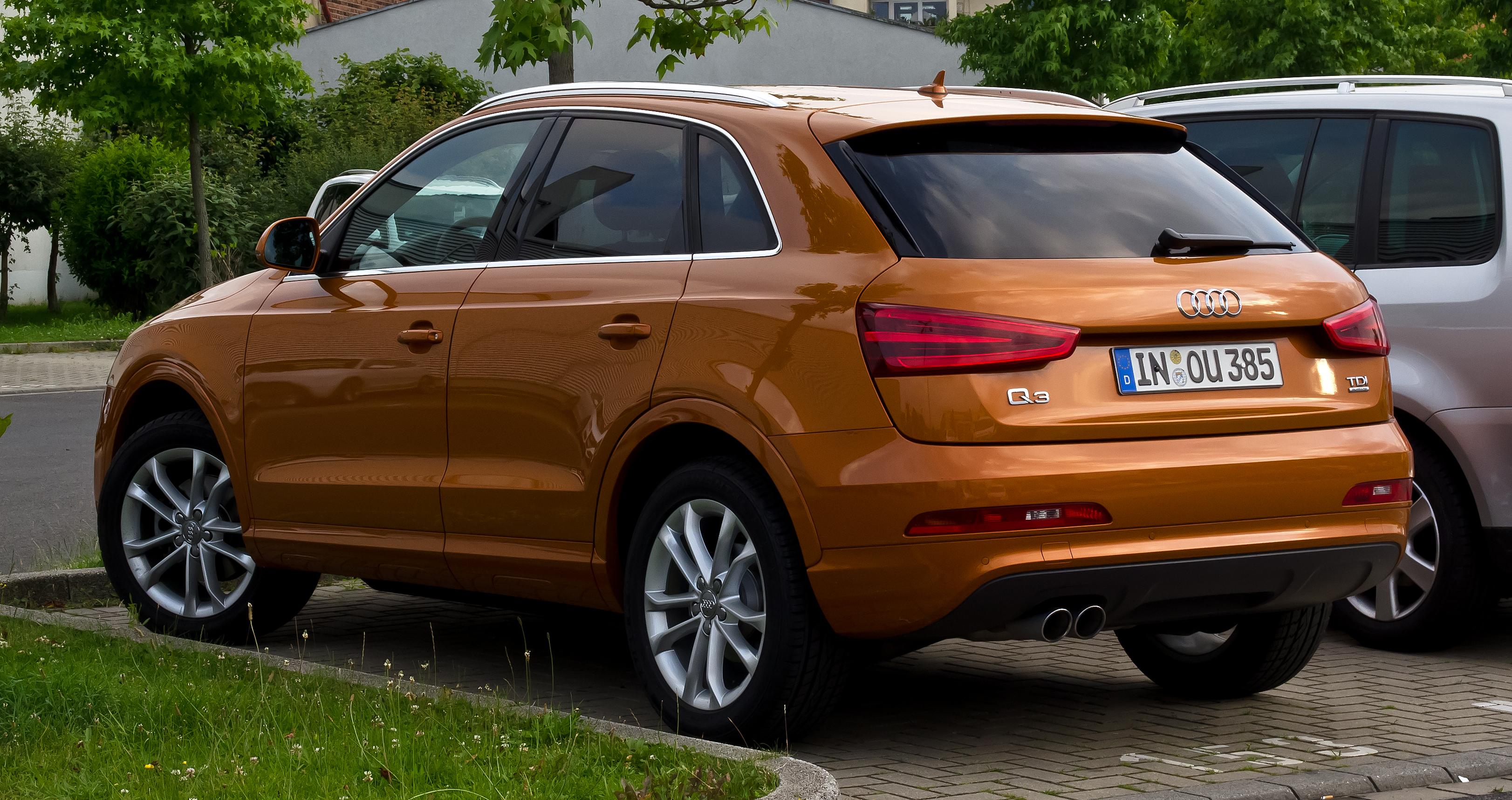 File Audi Q3 2 0 Tdi Quattro Heckansicht 18 Juni 2012