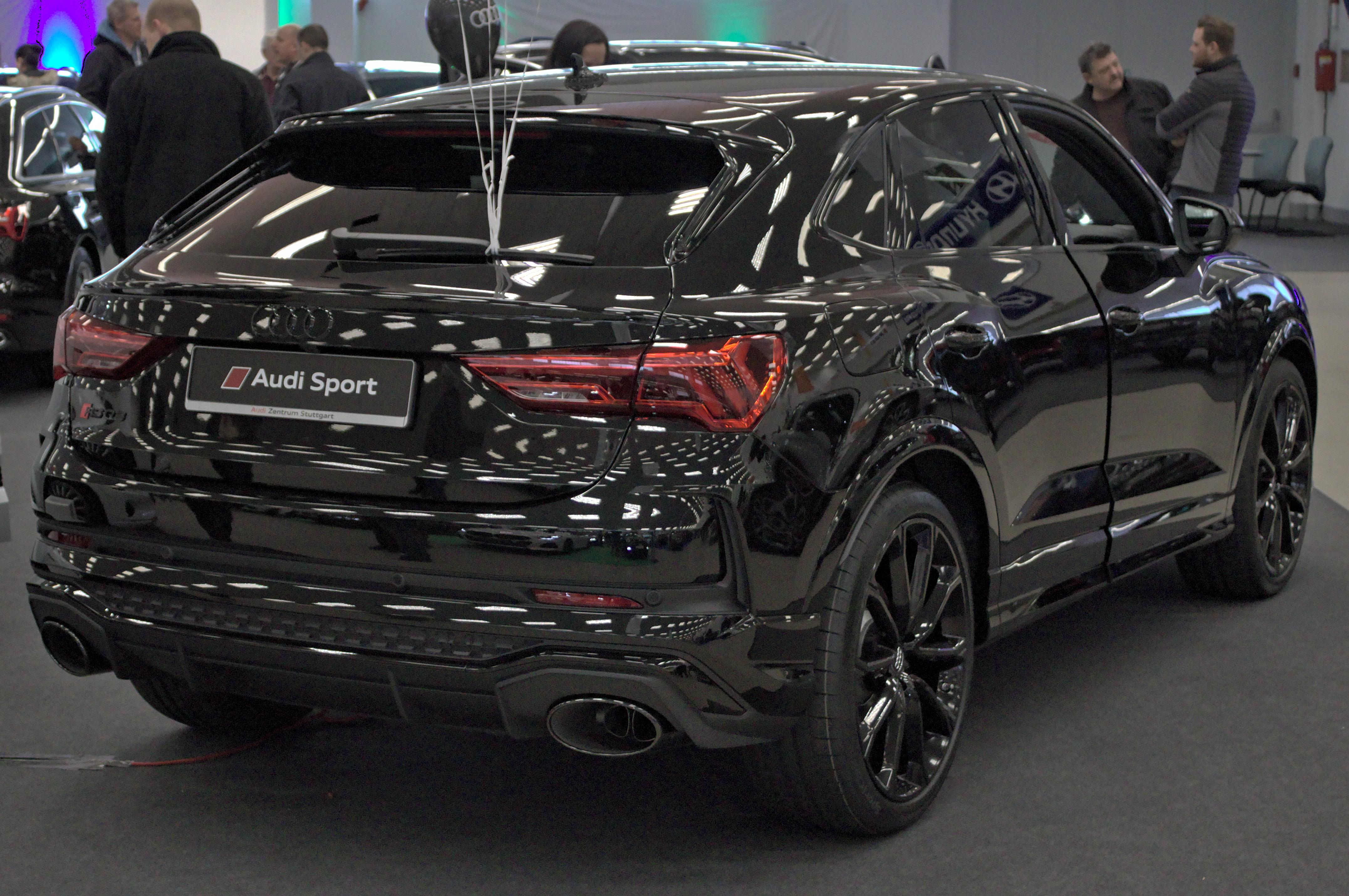File Audi Rs Q3 Sportback Sindelfingen 2020 Img 2325 Jpg Wikimedia Commons