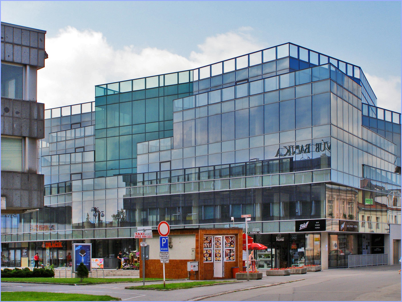 bcf83faf1d Aupark (Žilina) – Wikipédia