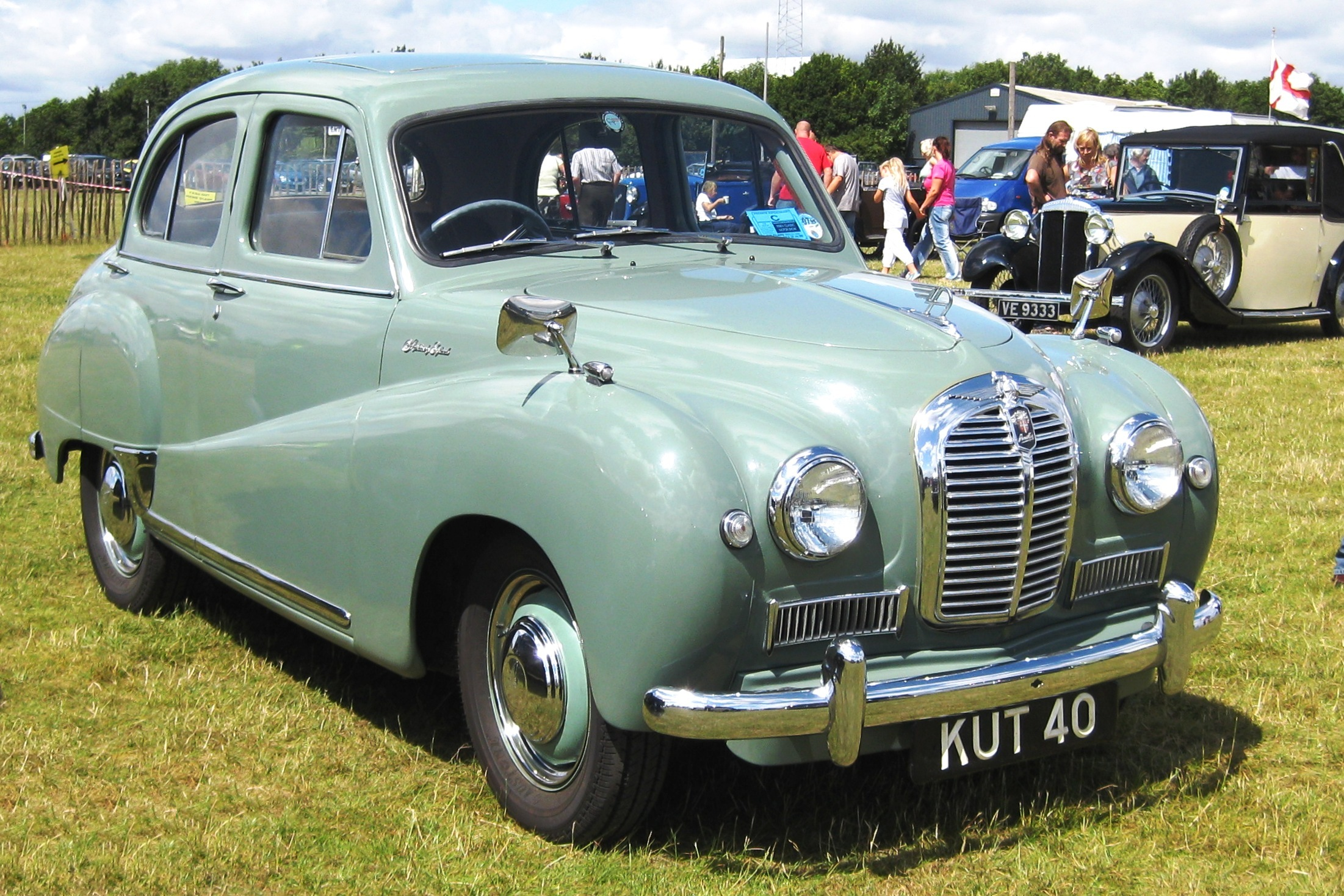 Austin A40 Pictures Posters News And Videos On Your