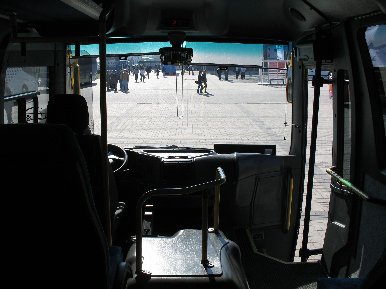File:Automet Apollo School Bus Interior   Front