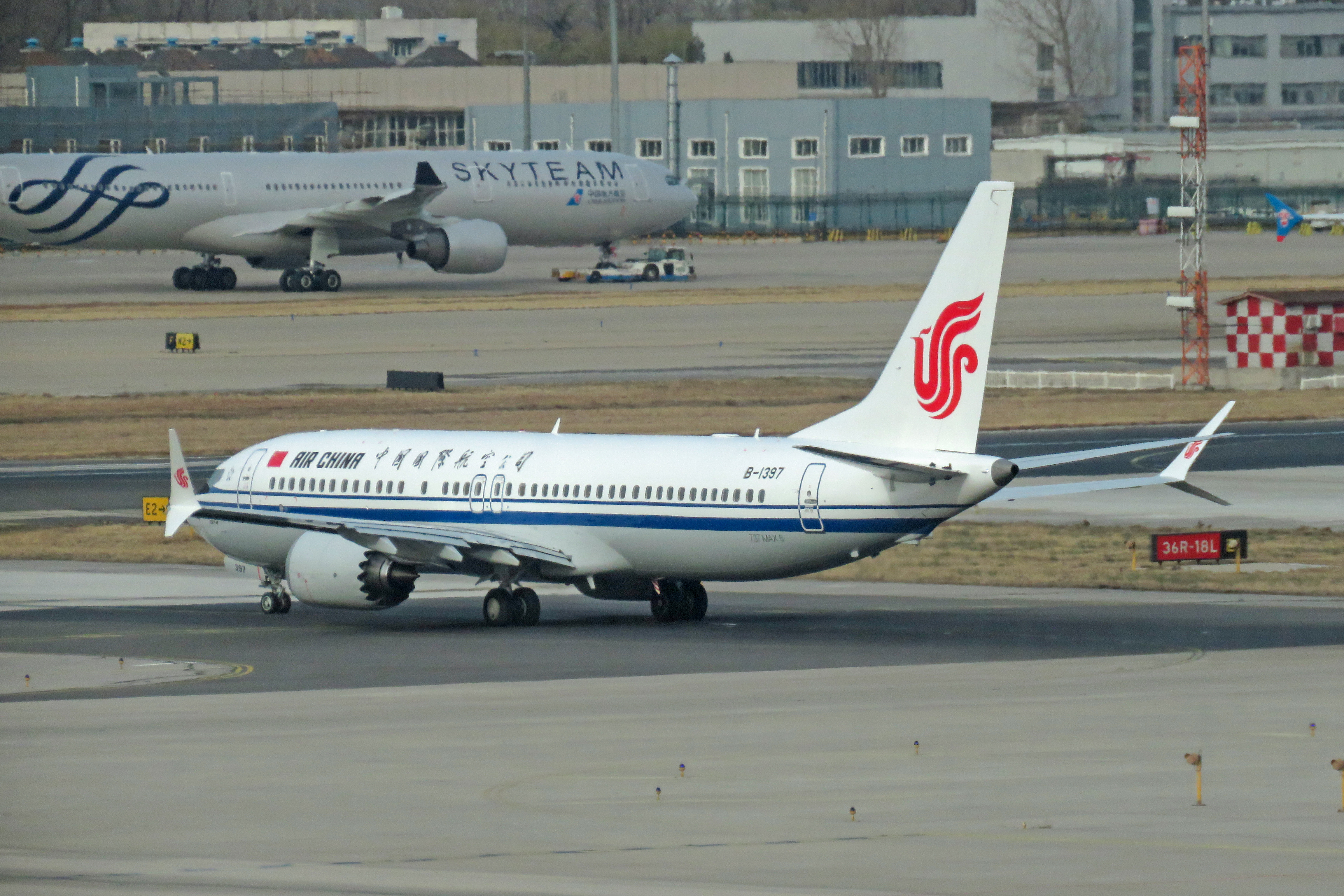 Confirmed: China Grounds All 737 Max Aircraft