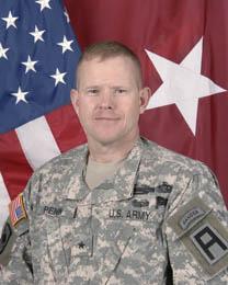 BG Kendall W. Penn, Commander 39th IBCT, 2007-2009