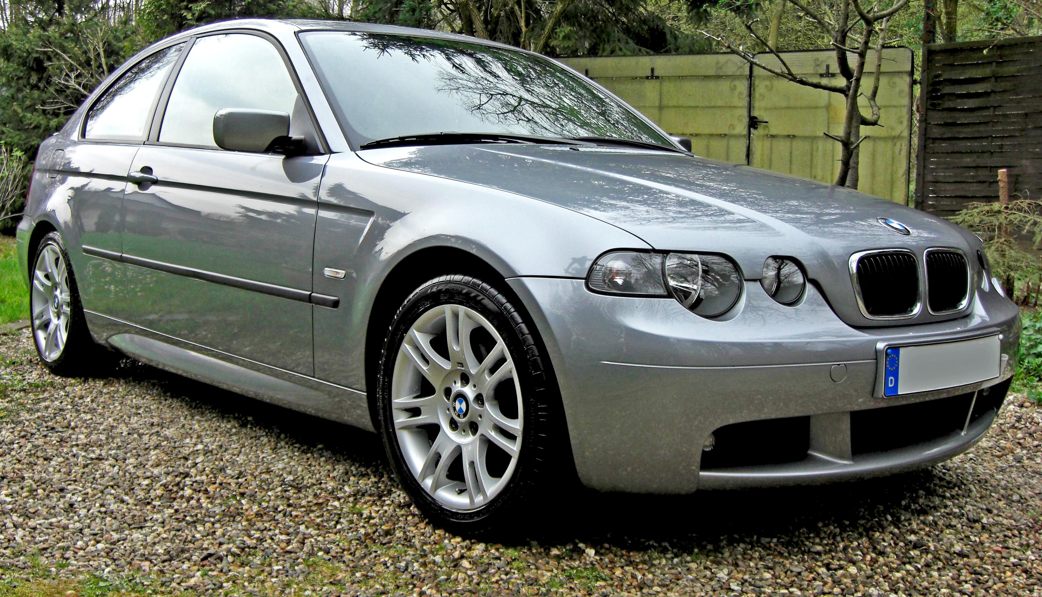 Bmw Compact Wikiwand