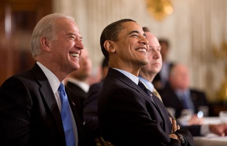 President Barack Obama and Vice President Joe ...