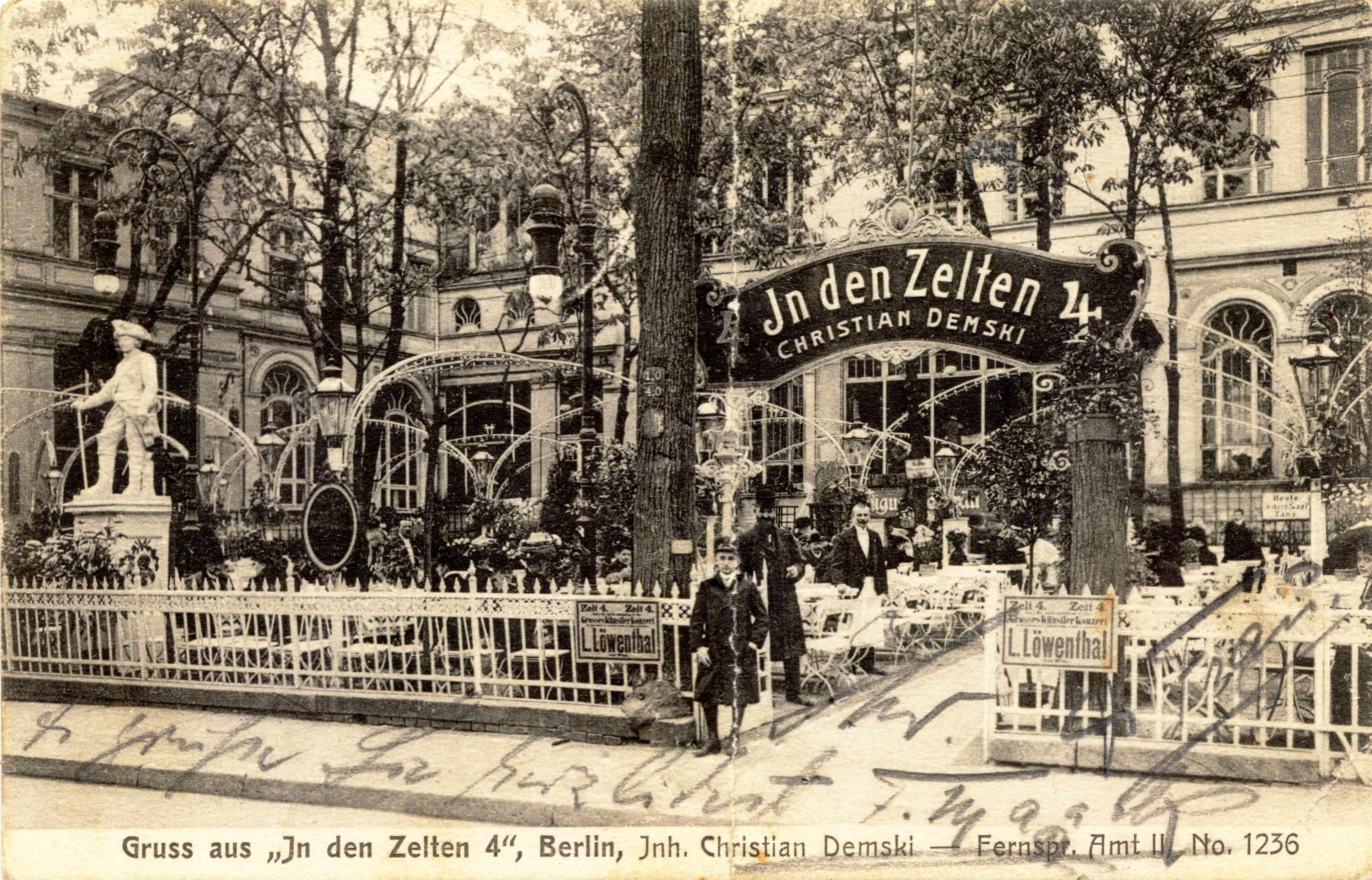 zelten berlin