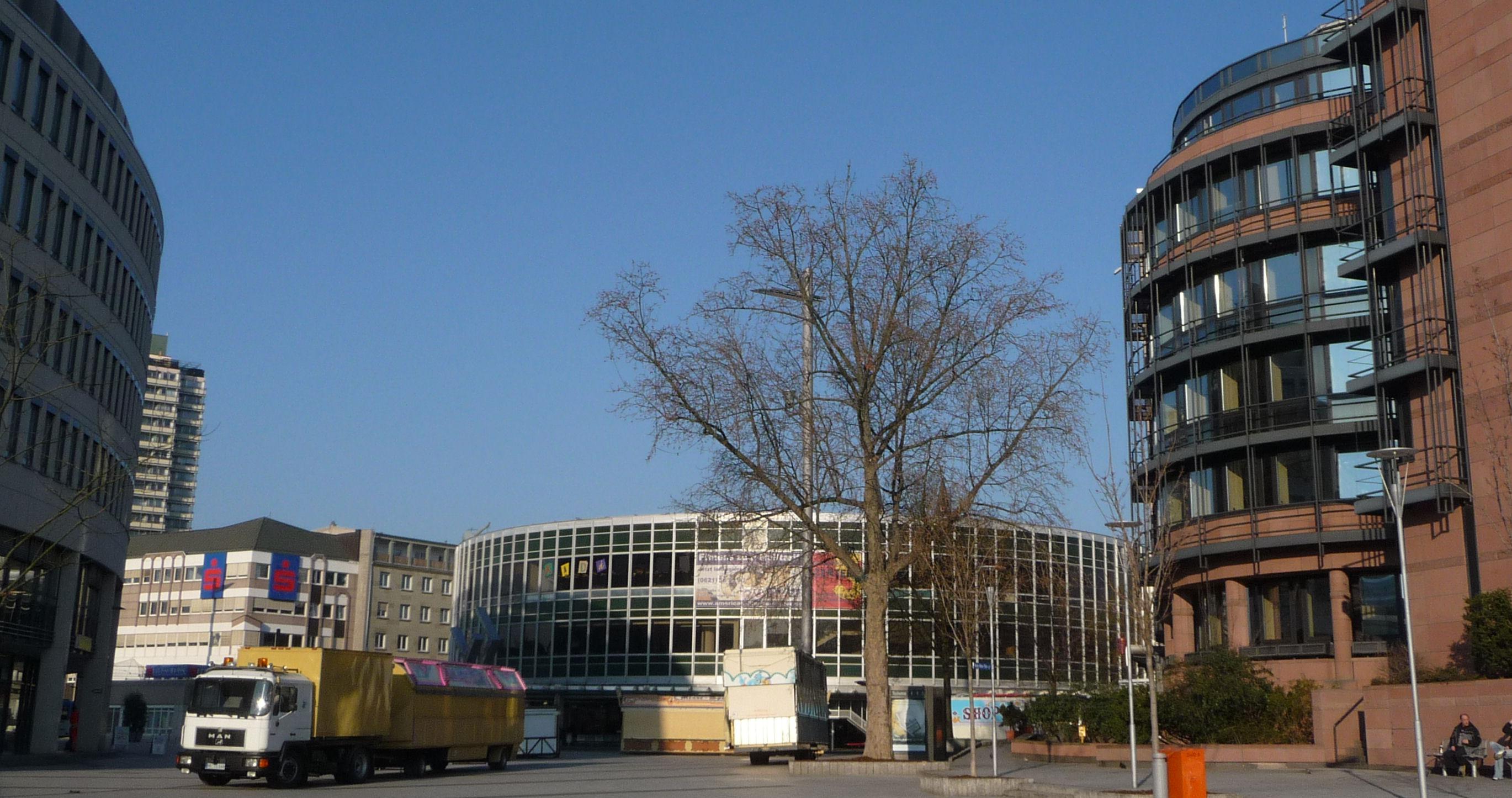 Berliner Platz Ludwigshafen Wikipedia