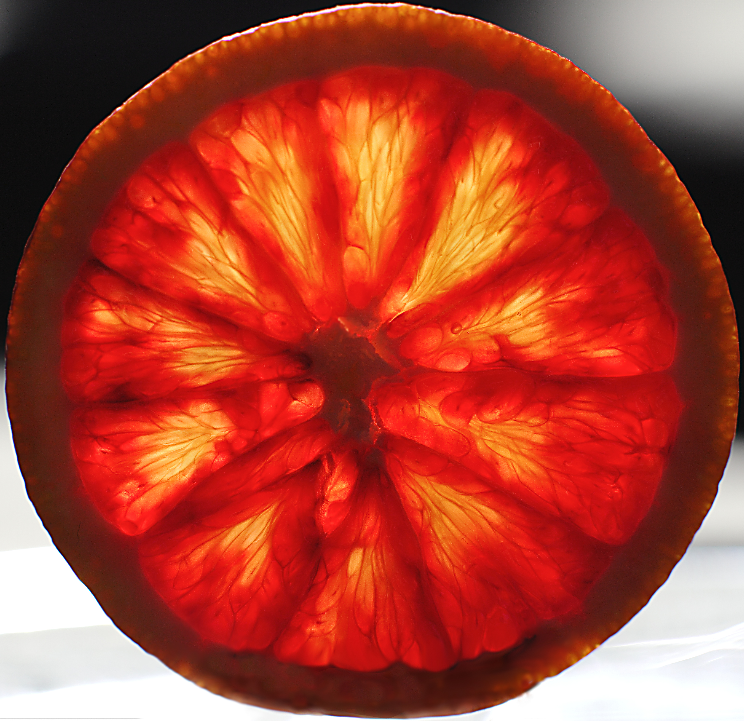 Por qué no comer naranjas por la noche