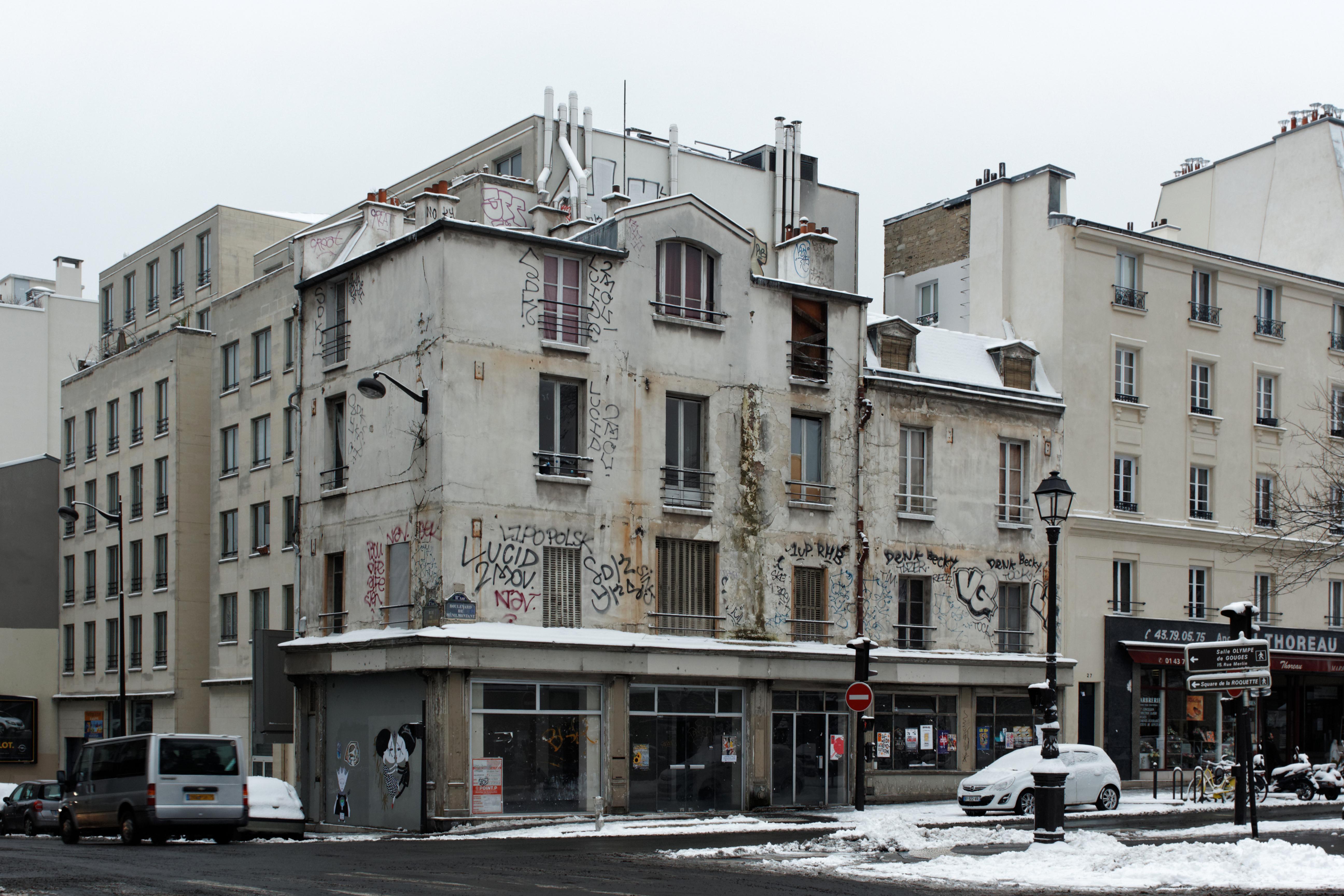 file boulevard de m nilmontant et rue de la roquette. Black Bedroom Furniture Sets. Home Design Ideas