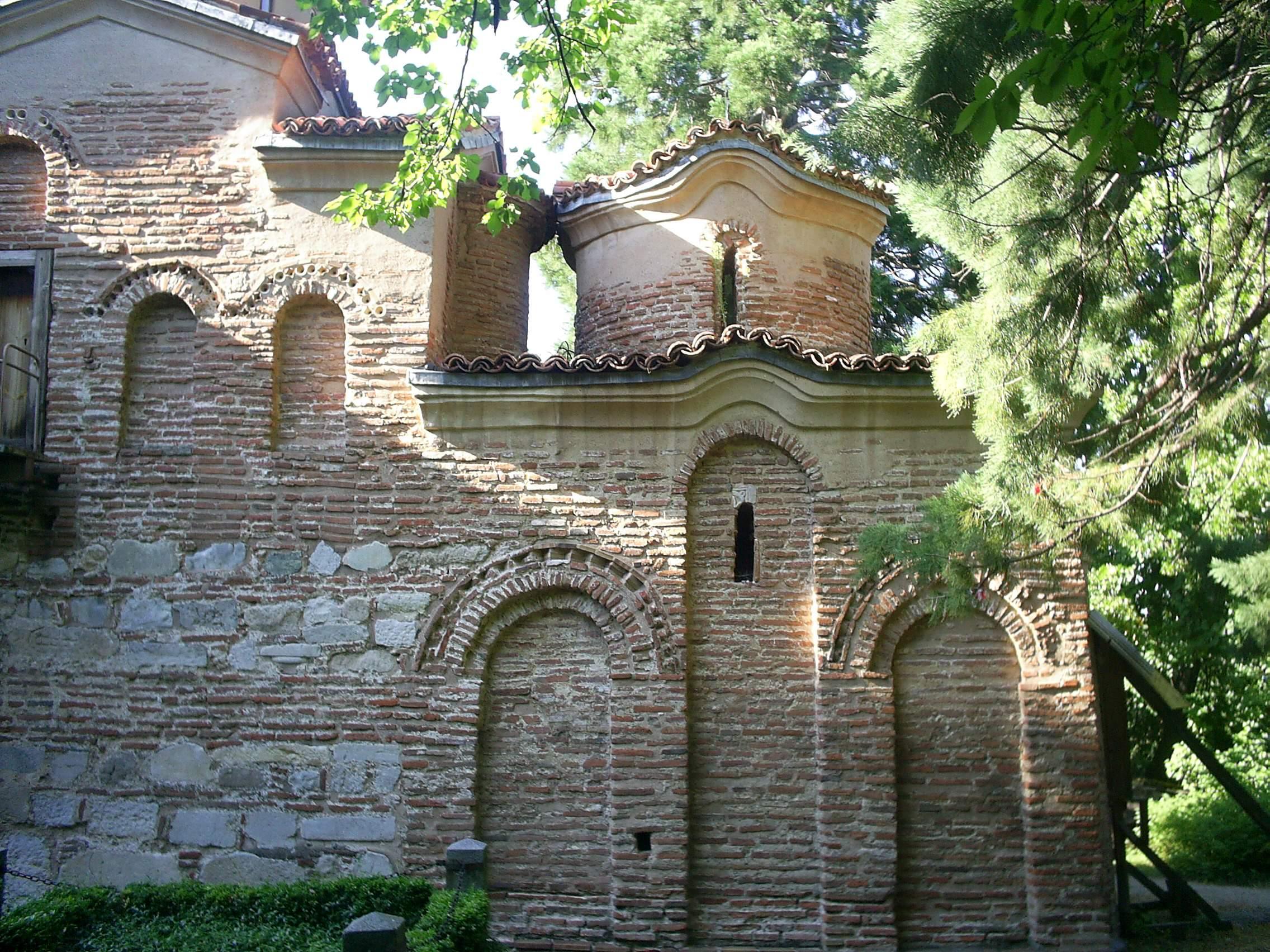 Kerk van Bojana