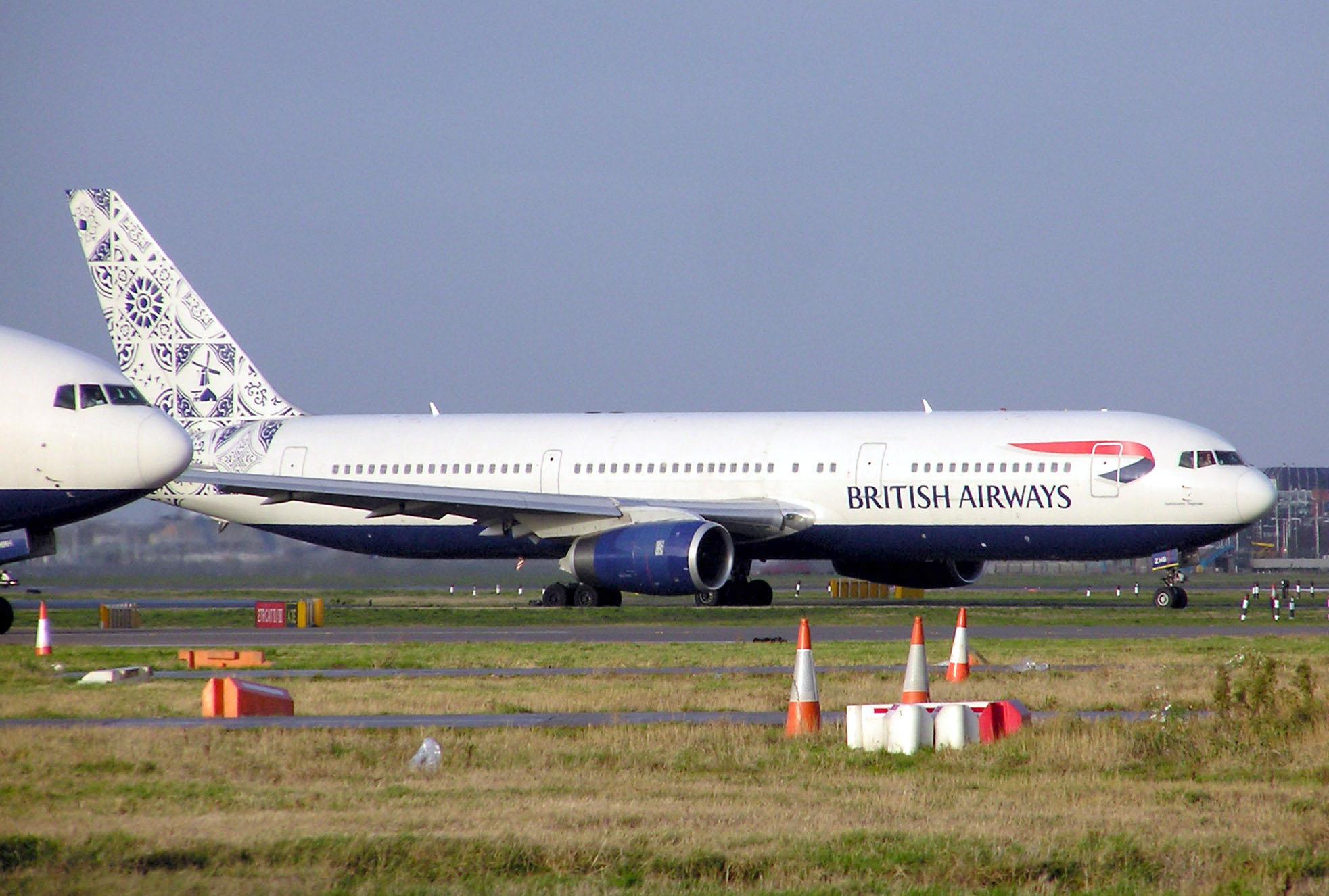 british air Track british airways (ba) #183 flight from london heathrow to john f kennedy intl.