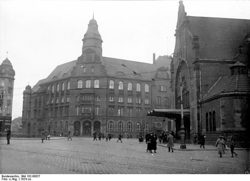 Gelsenkirchen Einwohnerzahl