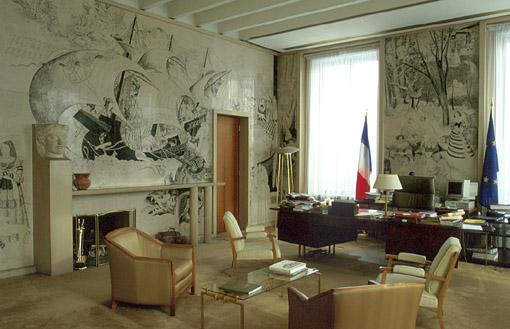 Au Bureau Restaurant Paris