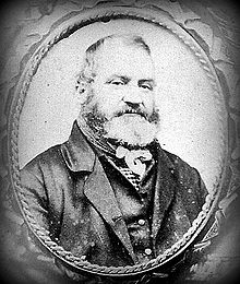 Captain John Parker (whaling master) (1803-1867) of Hull.