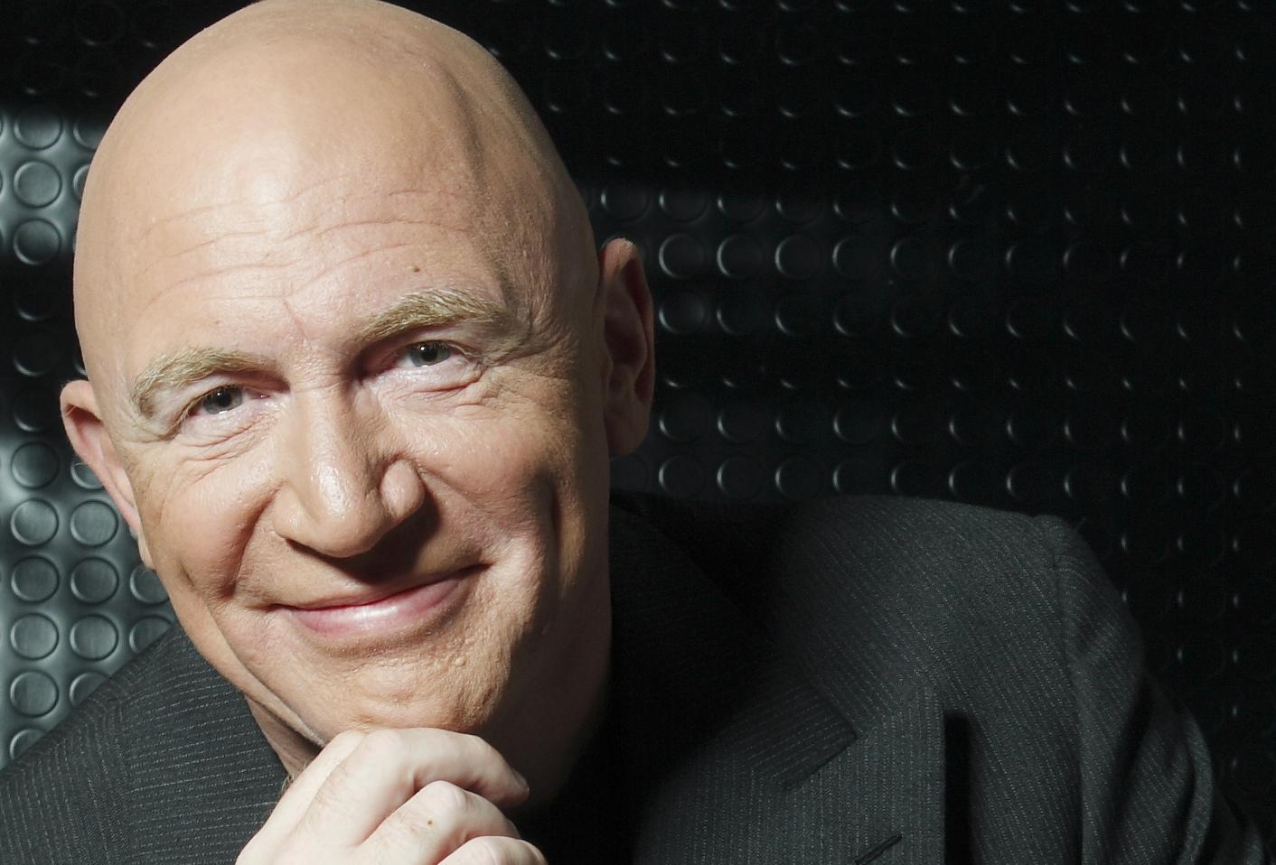 Psychologe Prof. Carlo Strenger Freiheit