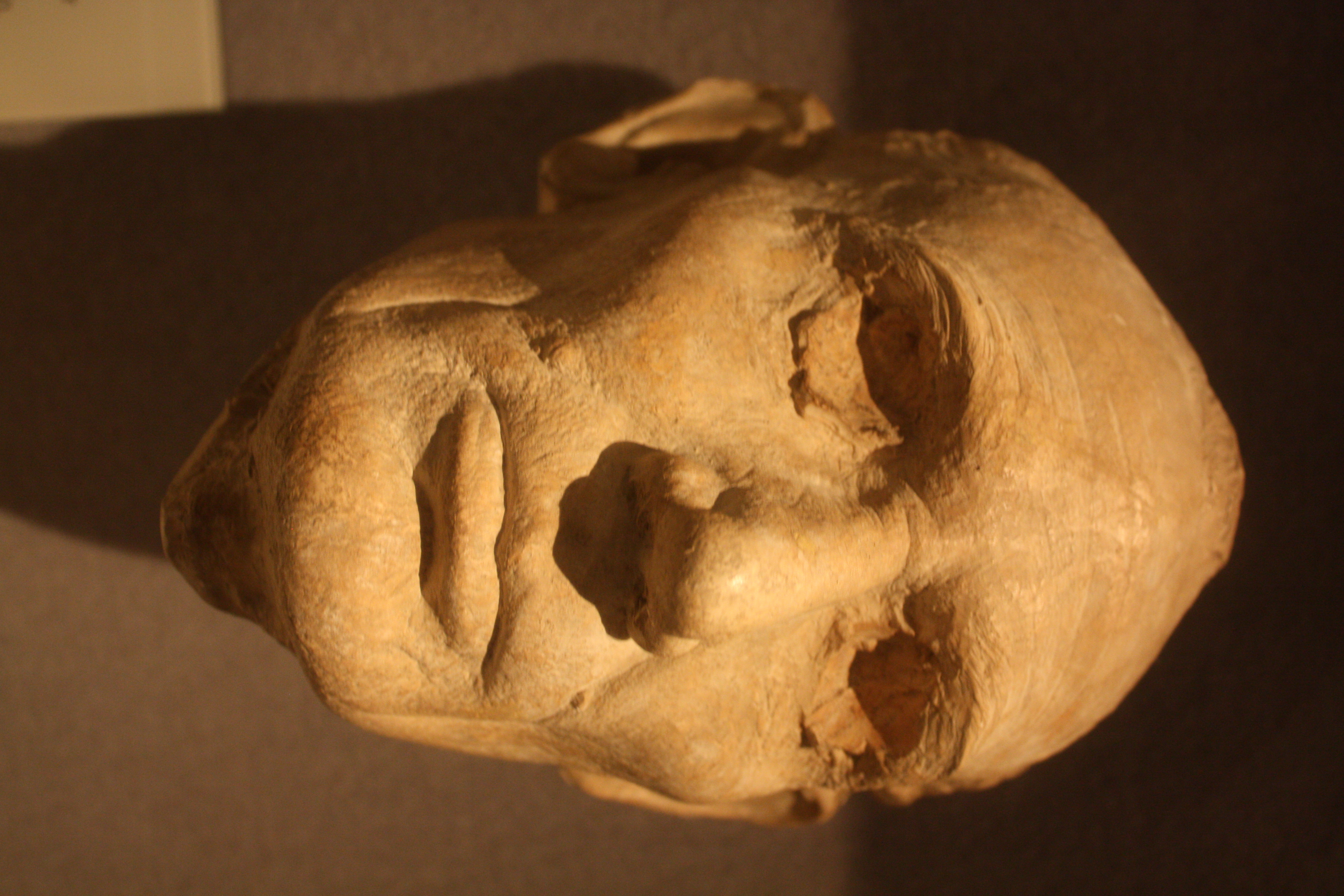 File:Cast of Abraham Lincoln's Face JPG - Wikimedia Commons