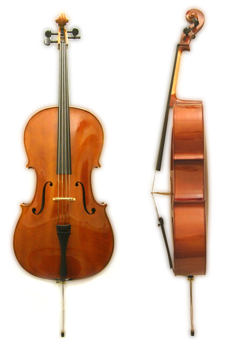 Muzički Instrumenti Cello_front_side