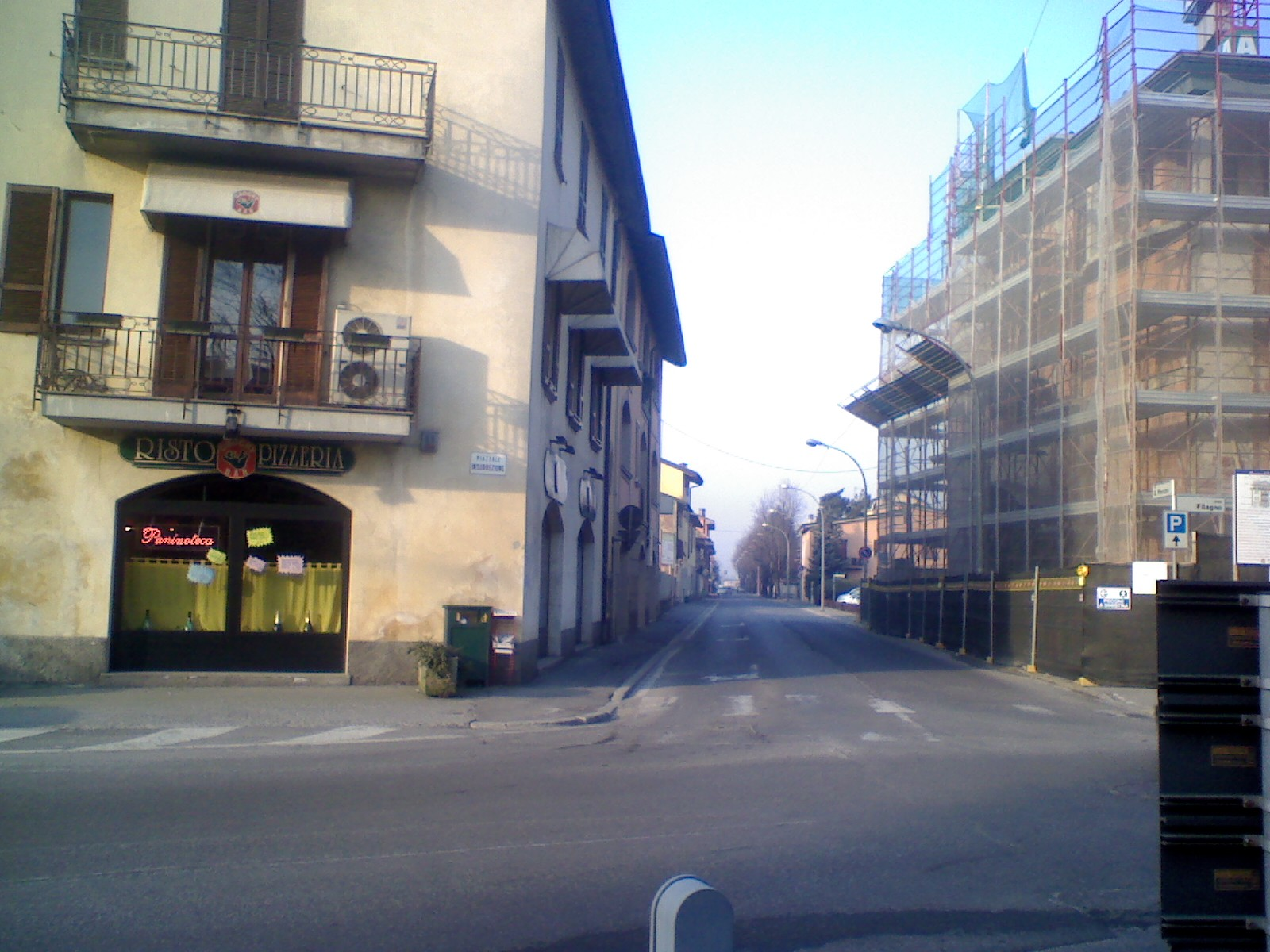 Area 51 Treviglio file:centuriation in treviglio - wikimedia commons