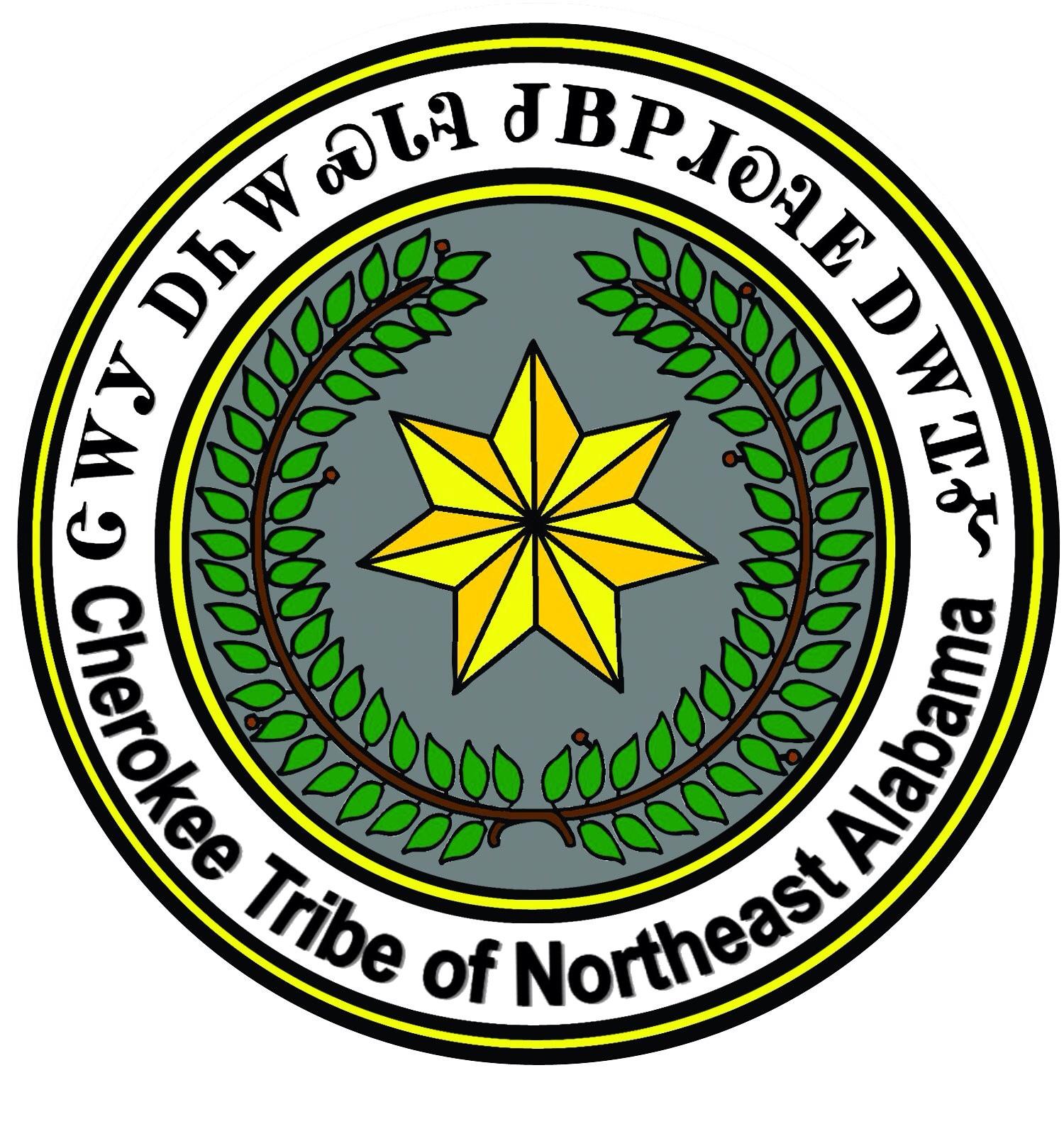 Filecherokee Tribe Of Northeast Alabama Logo 2014 05 31 09 11g