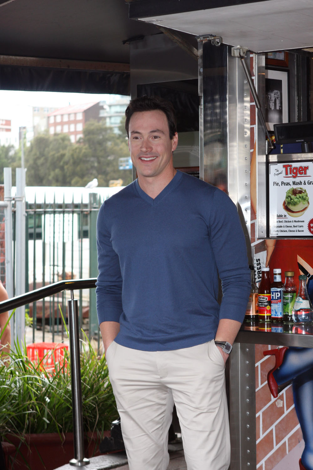 chris klein brother