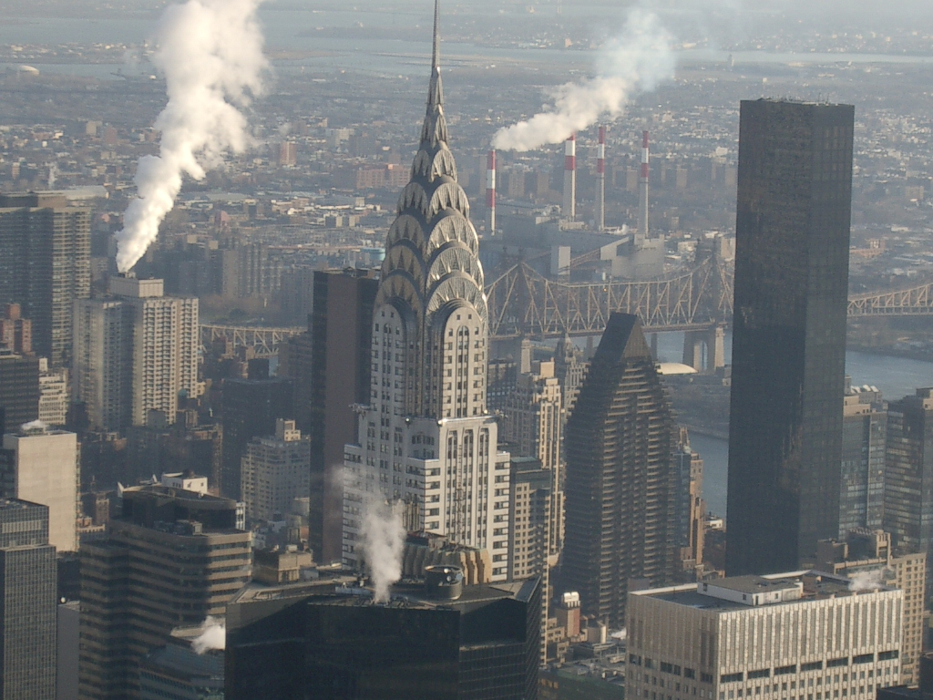 Chrysler Building Wikipedia: On Top Of The World At The Chrysler Building, New York