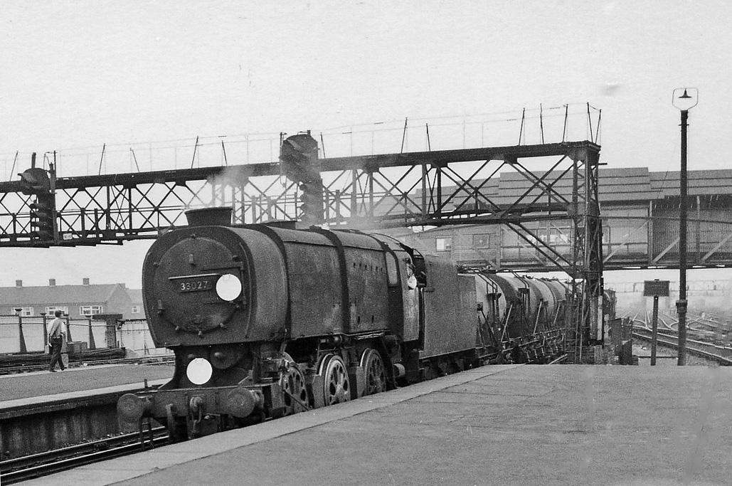 bulleid locomotives brian haresnape