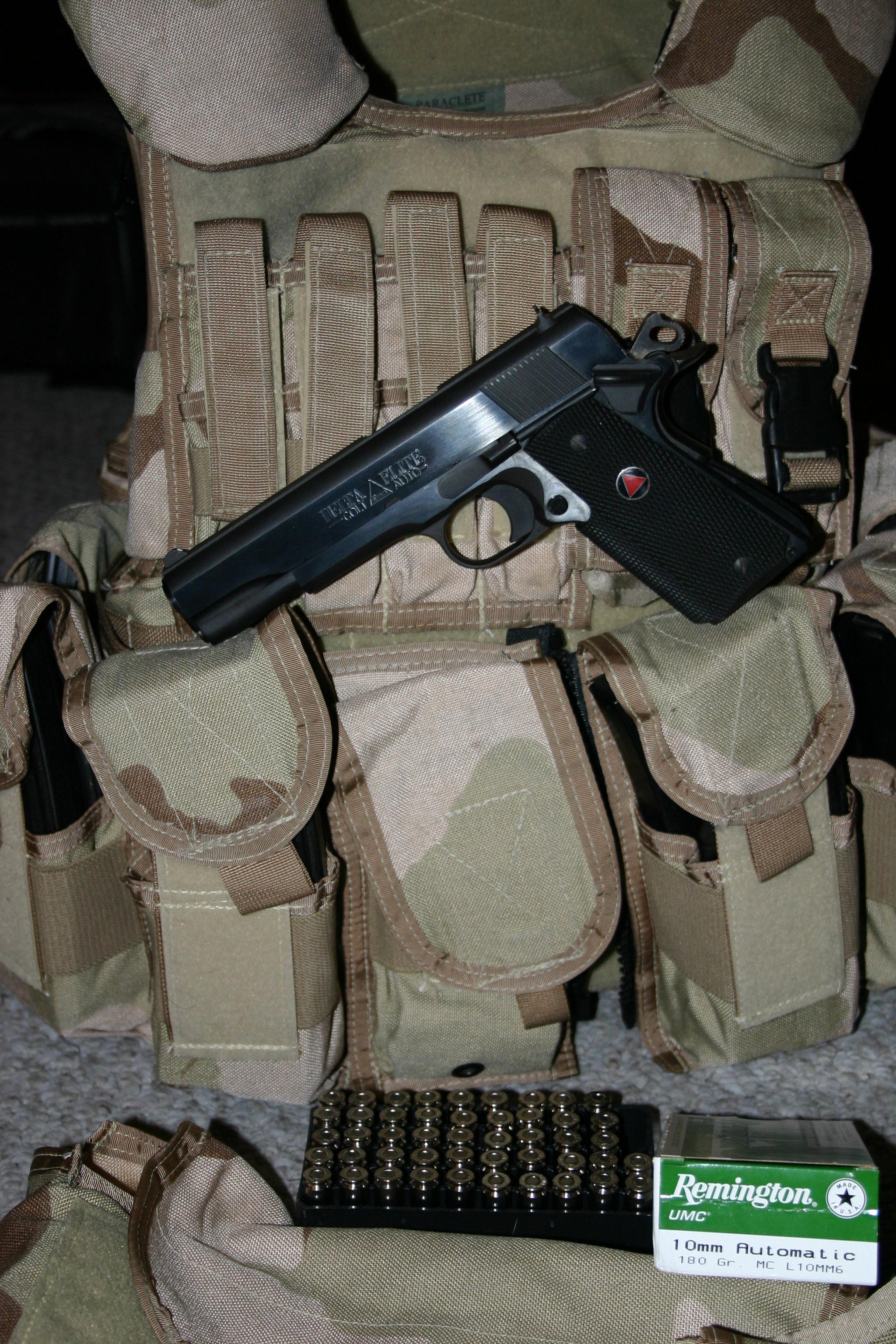 File:Colt 10mm Auto Delta Elite jpg - Wikimedia Commons