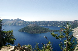 Image illustrative de l'article Parc national de Crater Lake